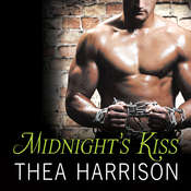 Midnight's Kiss, by Thea Harrison