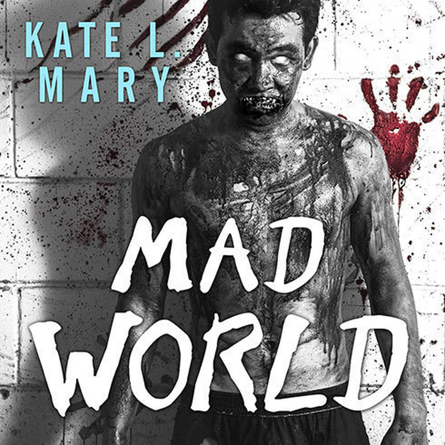 Printable Mad World Audiobook Cover Art