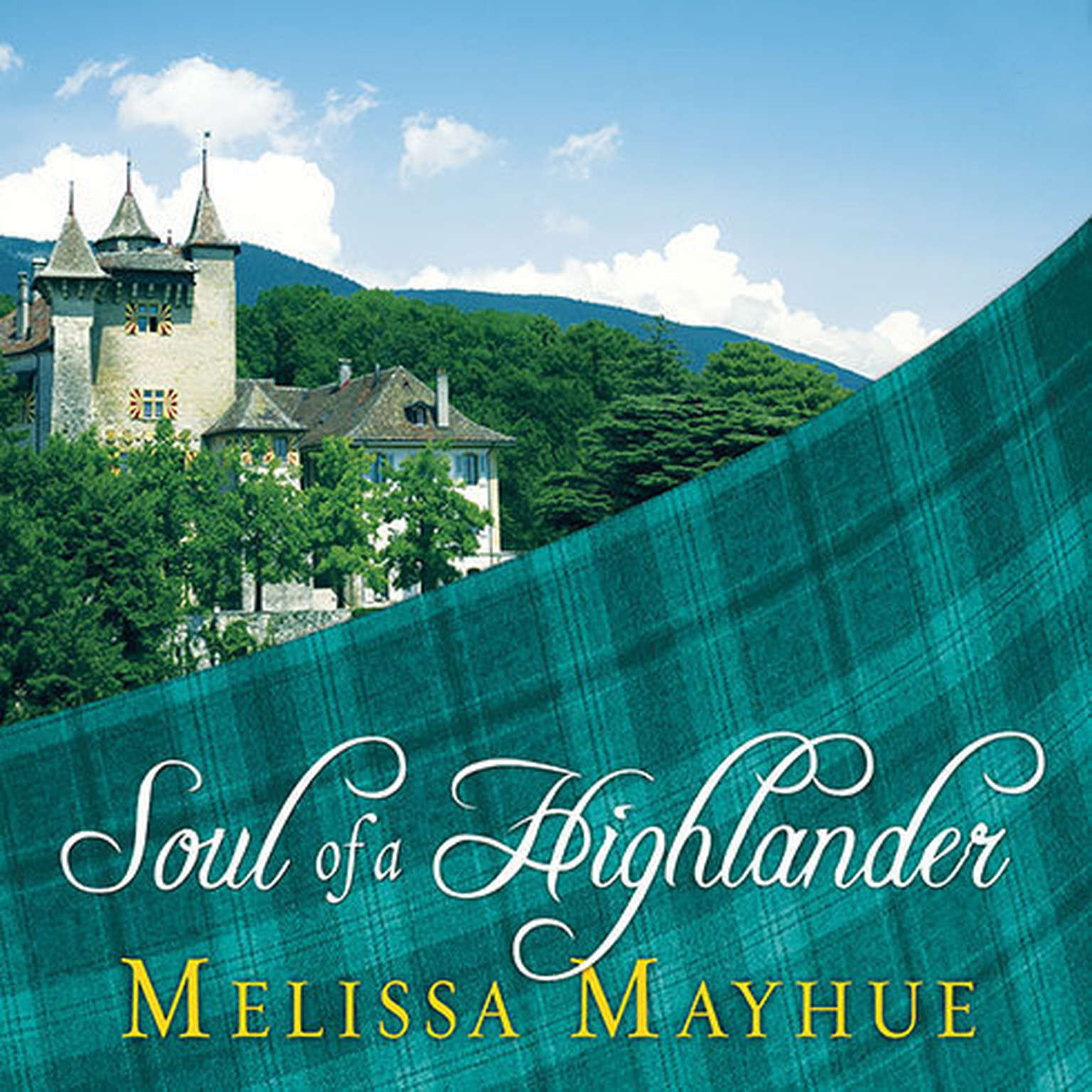 Printable Soul of a Highlander Audiobook Cover Art