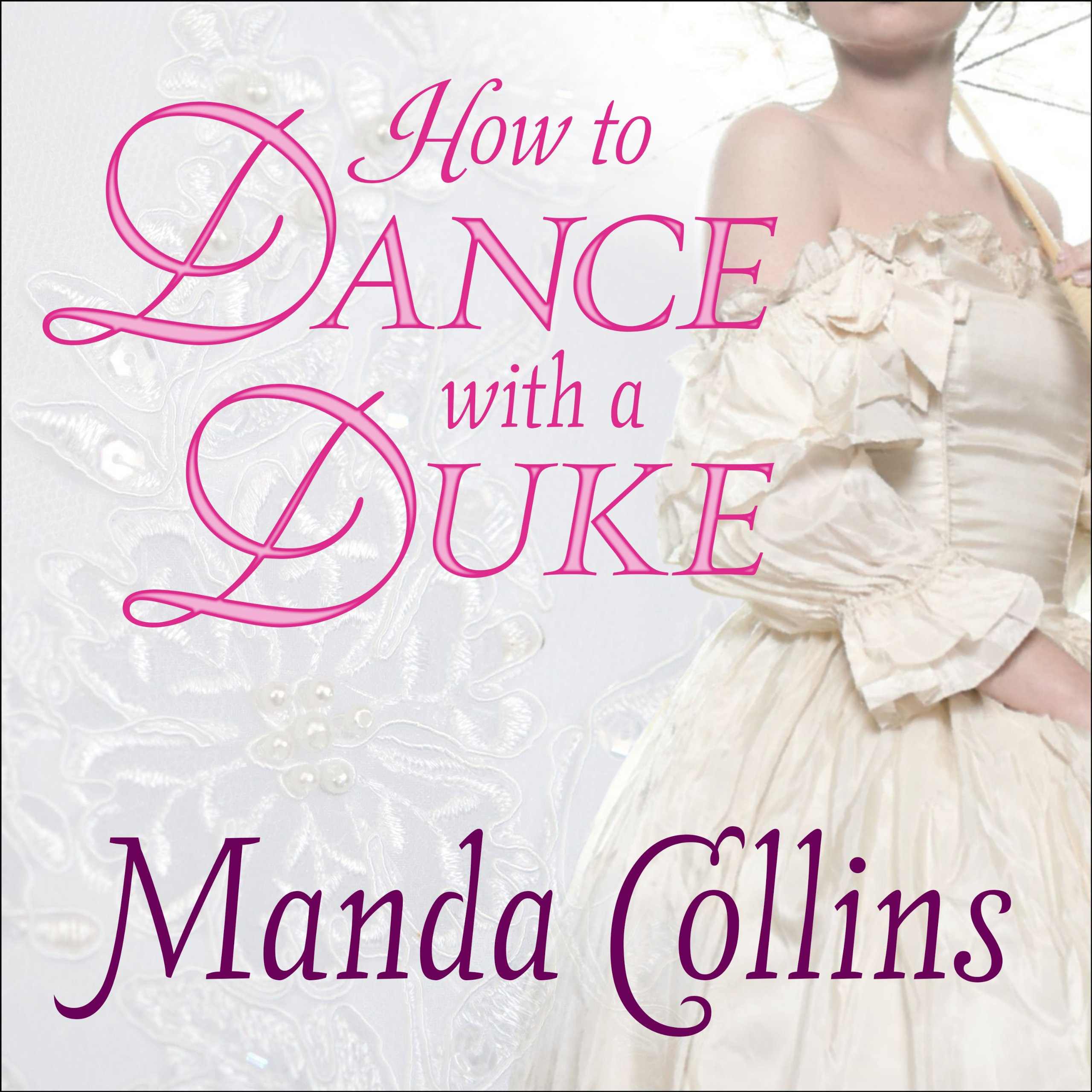 Printable How to Dance With a Duke Audiobook Cover Art