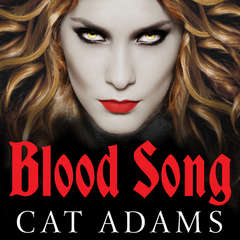 Blood Song Audiobook, by Cat Adams