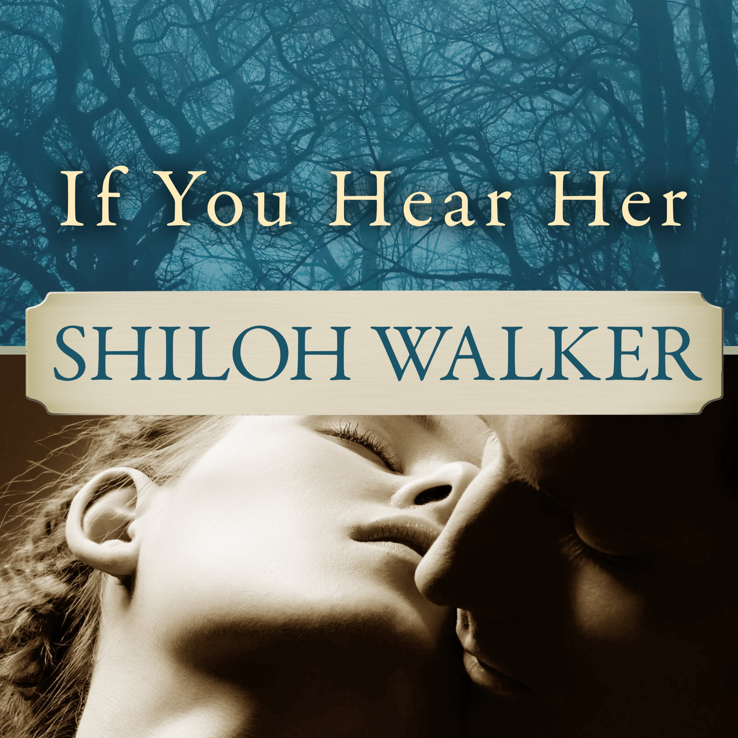 Printable If You Hear Her: A Novel of Romantic Suspense Audiobook Cover Art