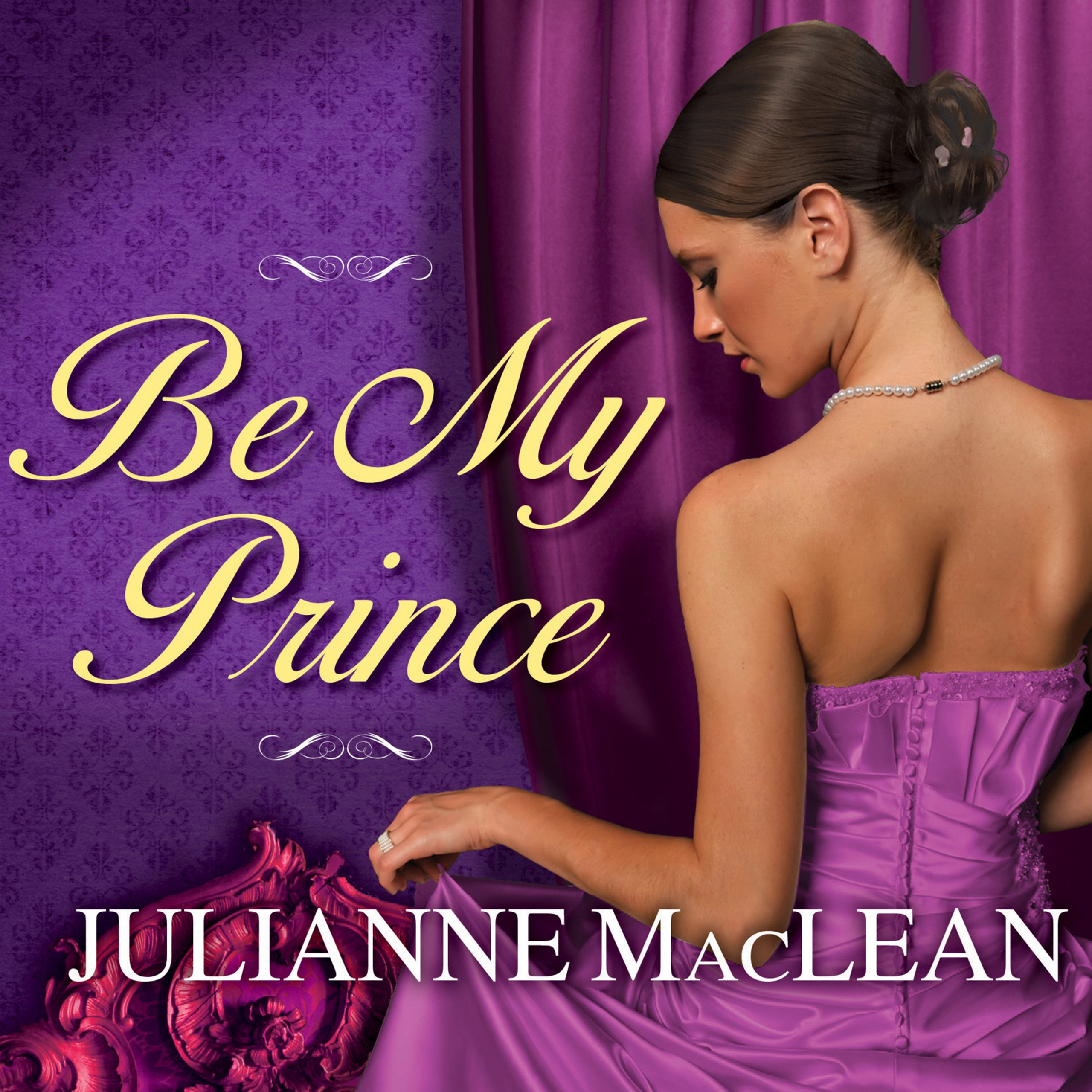 Printable Be My Prince Audiobook Cover Art