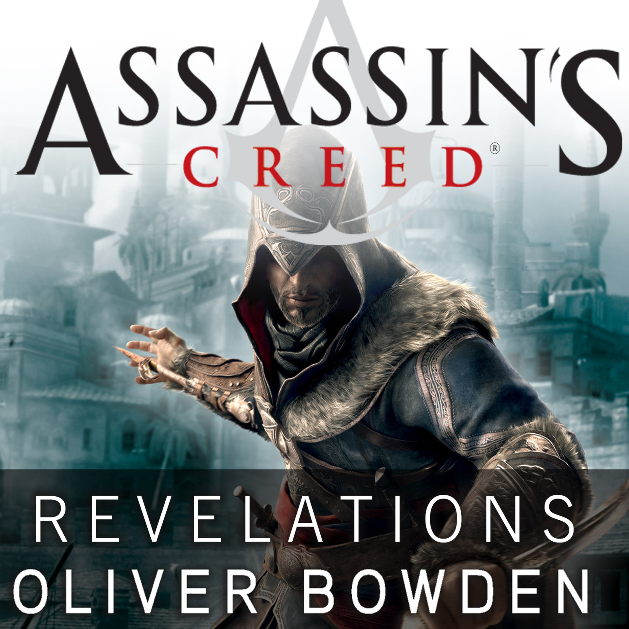 Printable Assassin's Creed: Revelations Audiobook Cover Art