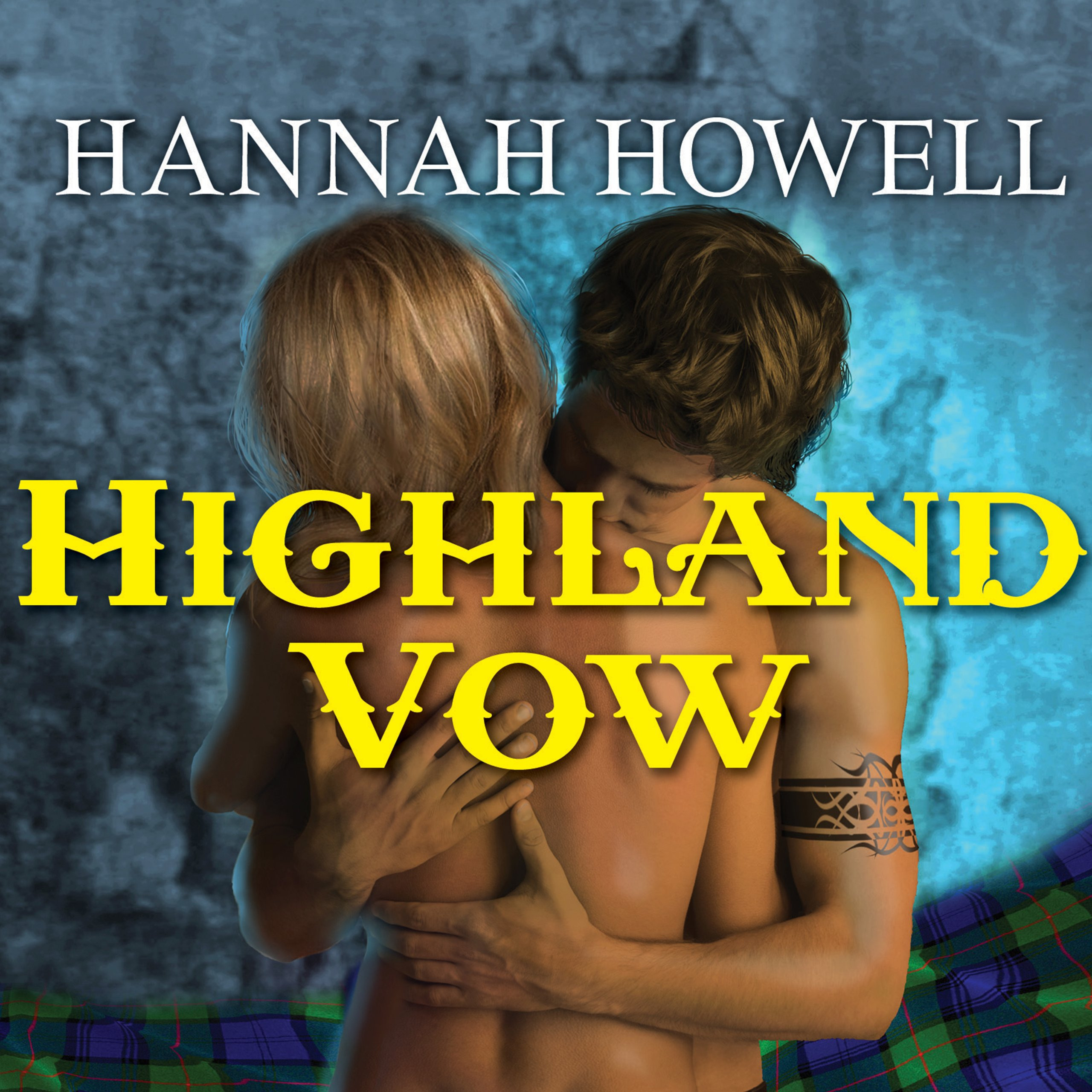 Printable Highland Vow Audiobook Cover Art