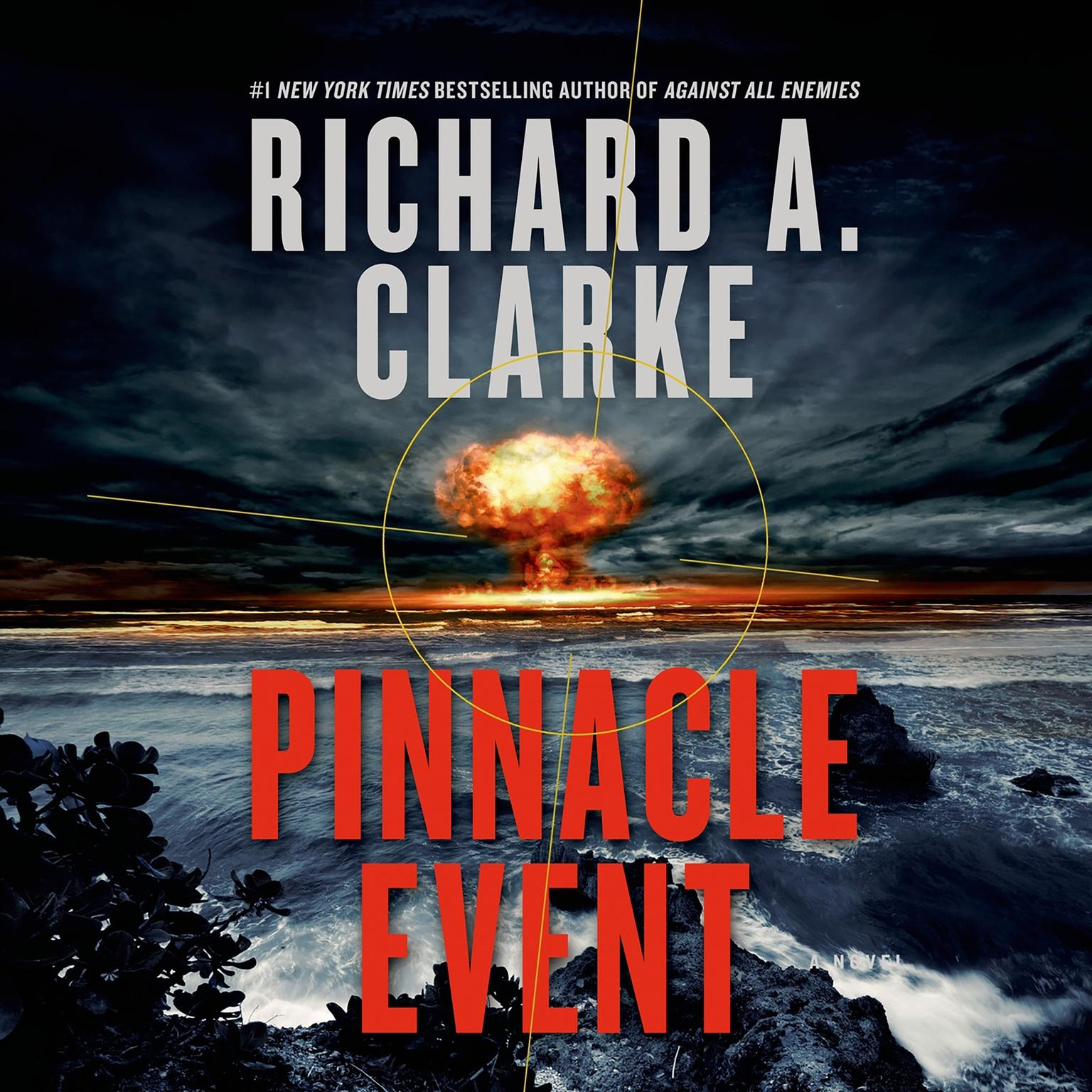 Printable Pinnacle Event: A Novel Audiobook Cover Art