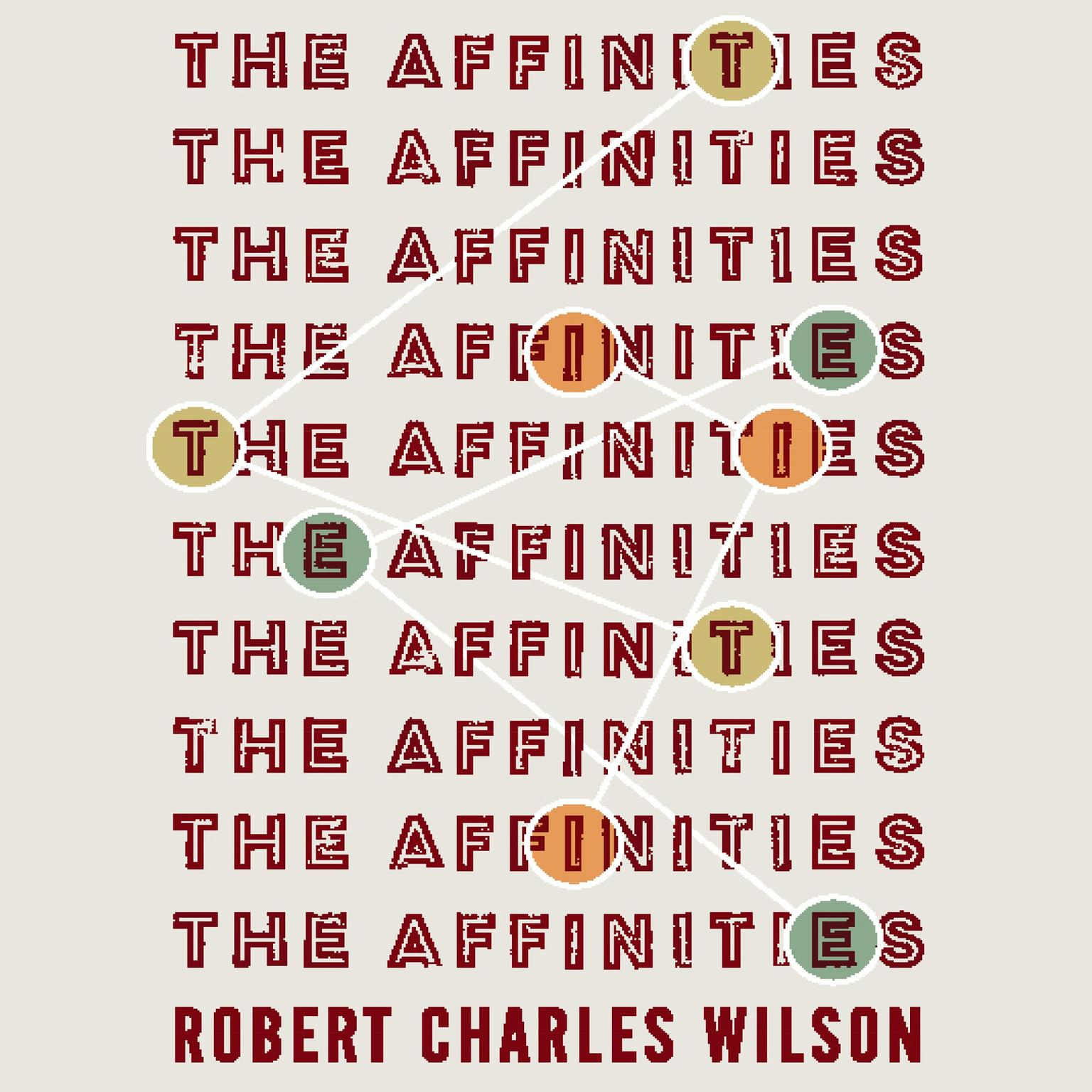 Printable The Affinities Audiobook Cover Art