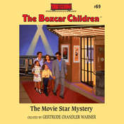 The Movie Star Mystery Audiobook, by Gertrude Chandler Warner
