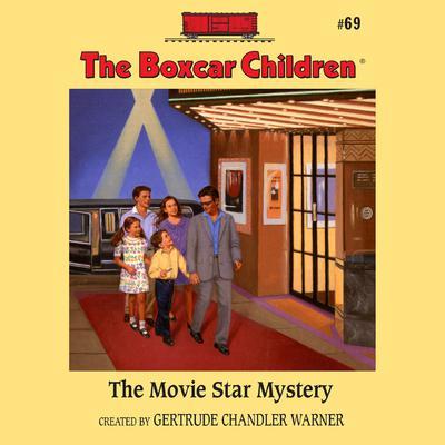 The Movie Star Mystery Audiobook, by Gertrude Chandler Warner