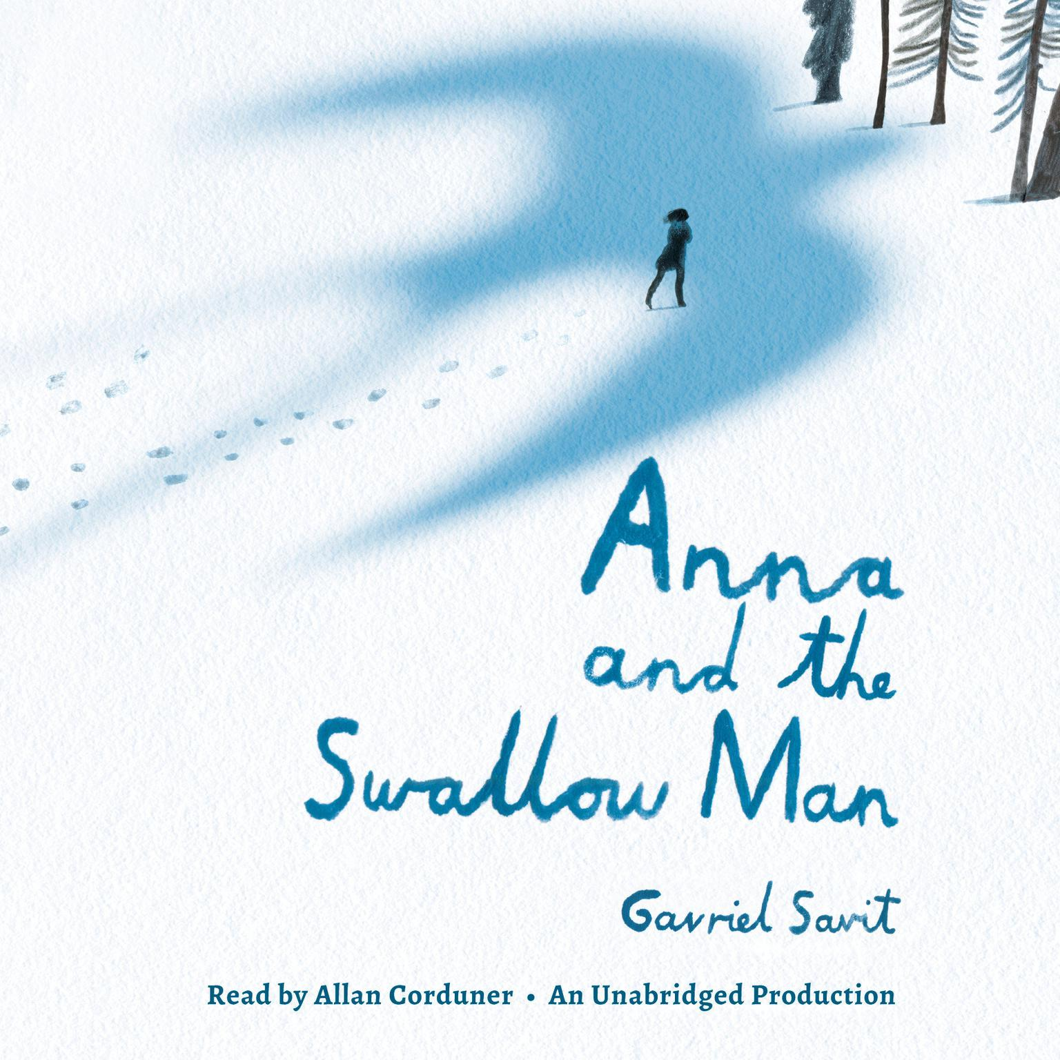 Printable Anna and the Swallow Man Audiobook Cover Art