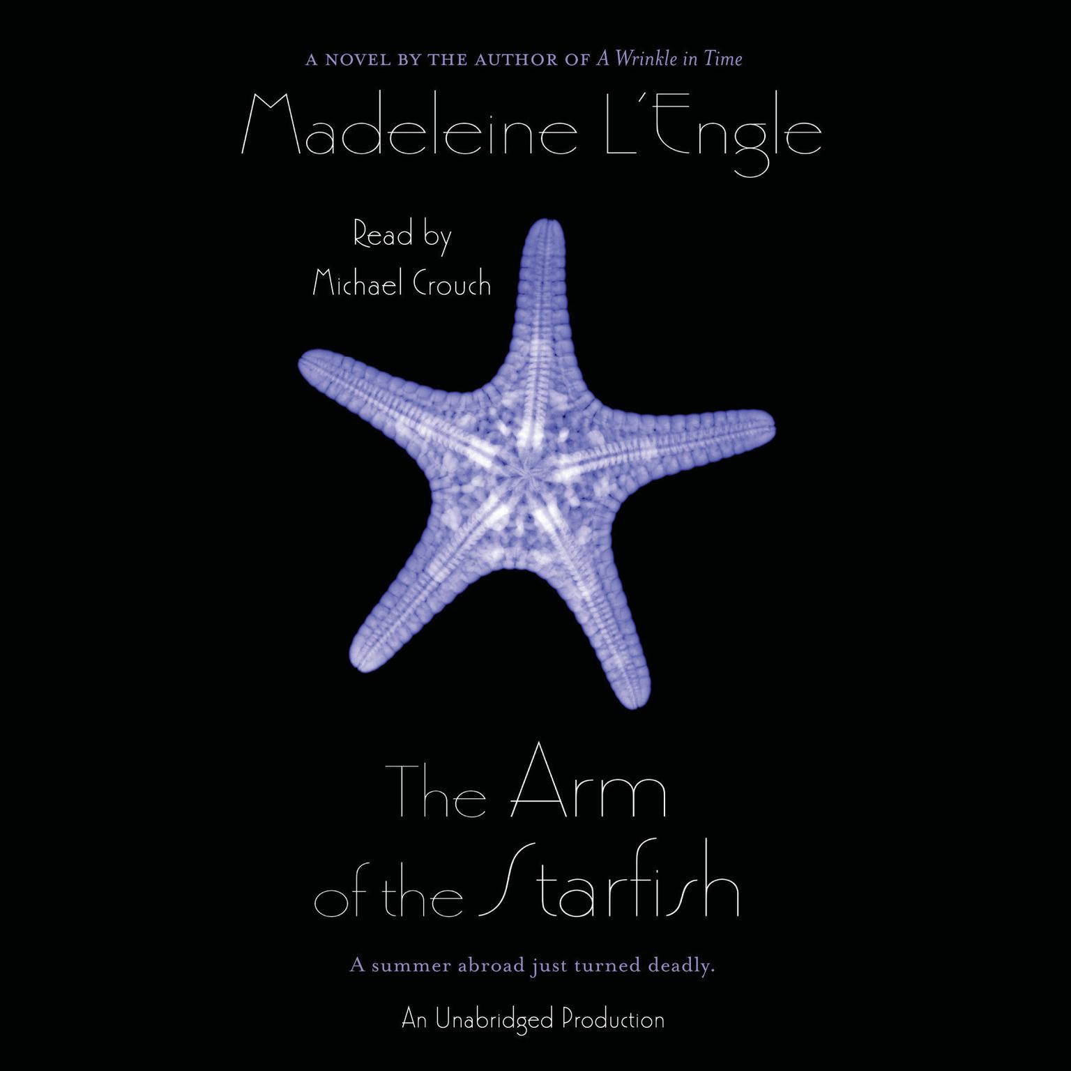 Printable The Arm of the Starfish Audiobook Cover Art