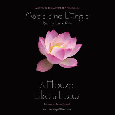 A House Like a Lotus Audiobook, by Madeleine L'Engle