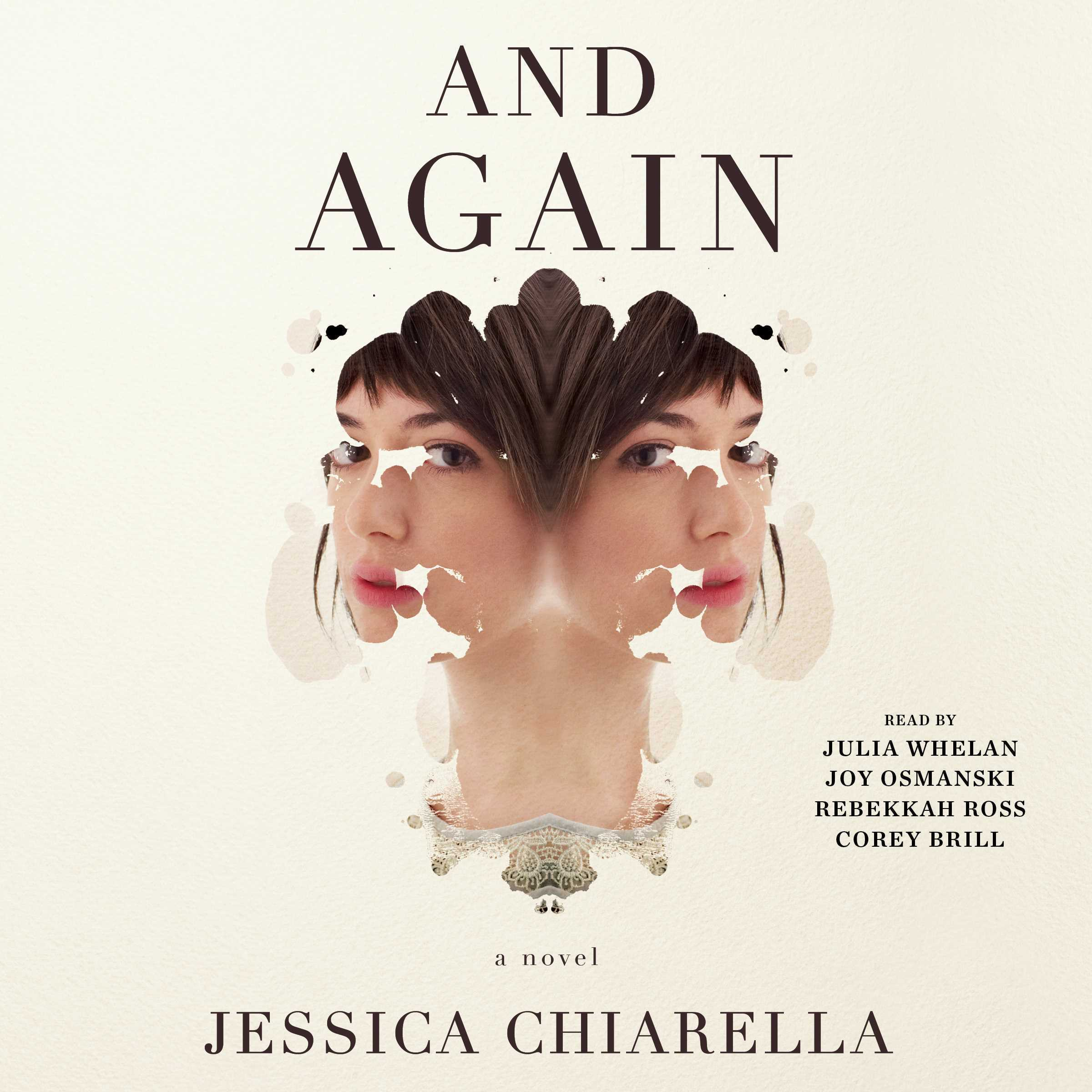 Printable And Again: A Novel Audiobook Cover Art