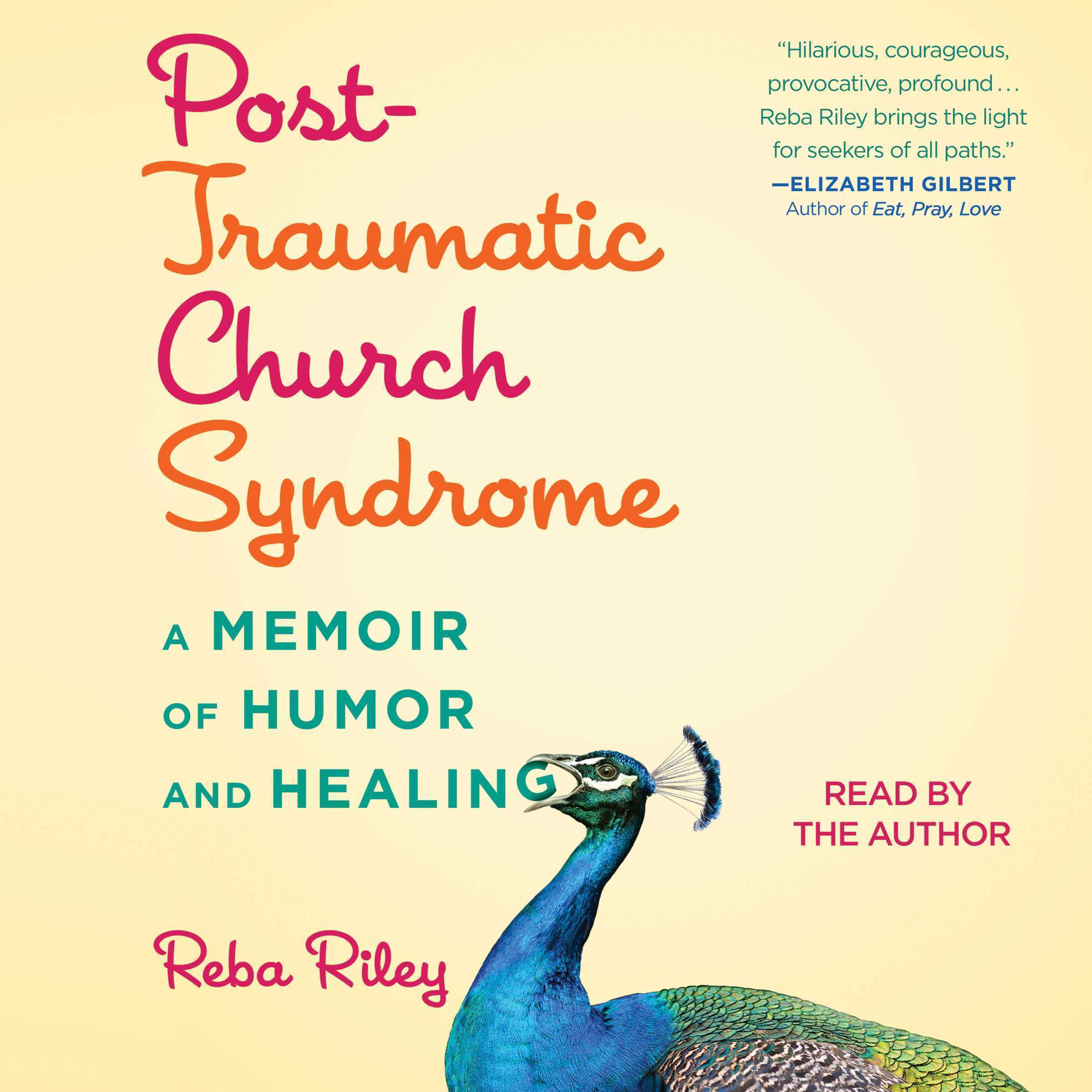 Printable Post-Traumatic Church Syndrome: A Memoir of Humor and Healing Audiobook Cover Art