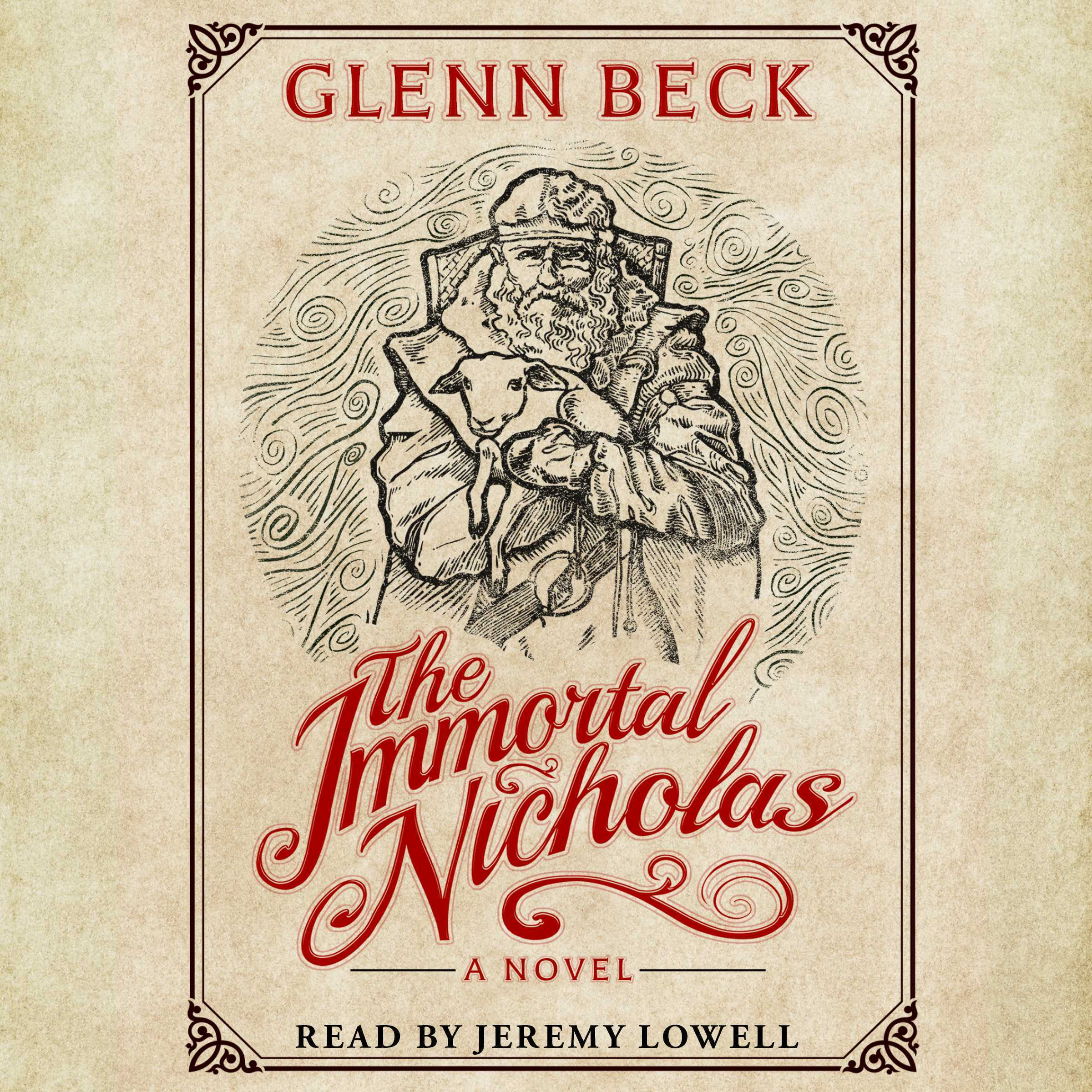 Printable The Immortal Nicholas: The Untold Story of the Man and the Legend Audiobook Cover Art