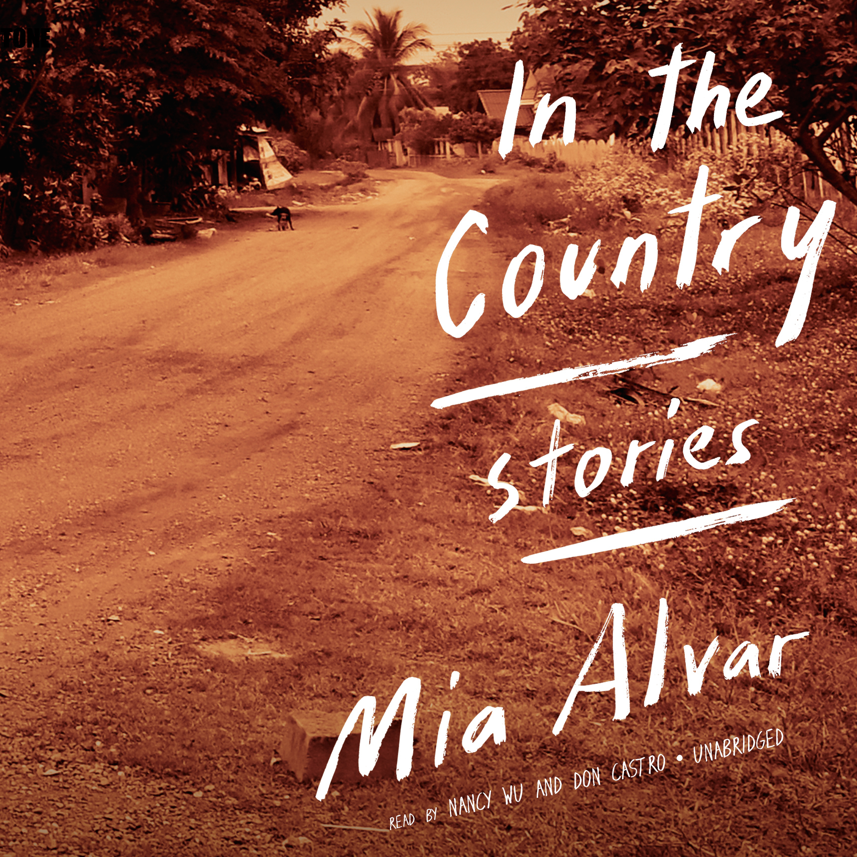 Printable In the Country: Stories Audiobook Cover Art