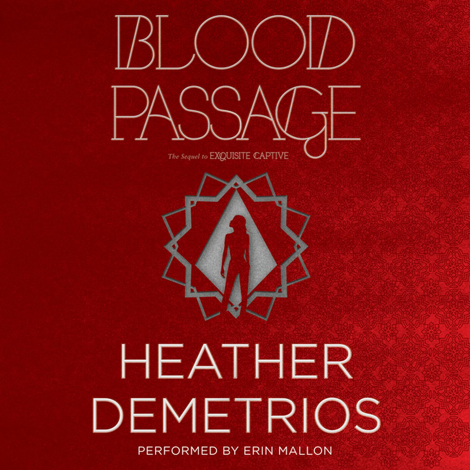 Printable Blood Passage Audiobook Cover Art