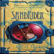 SandRider Audiobook, by Angie Sage