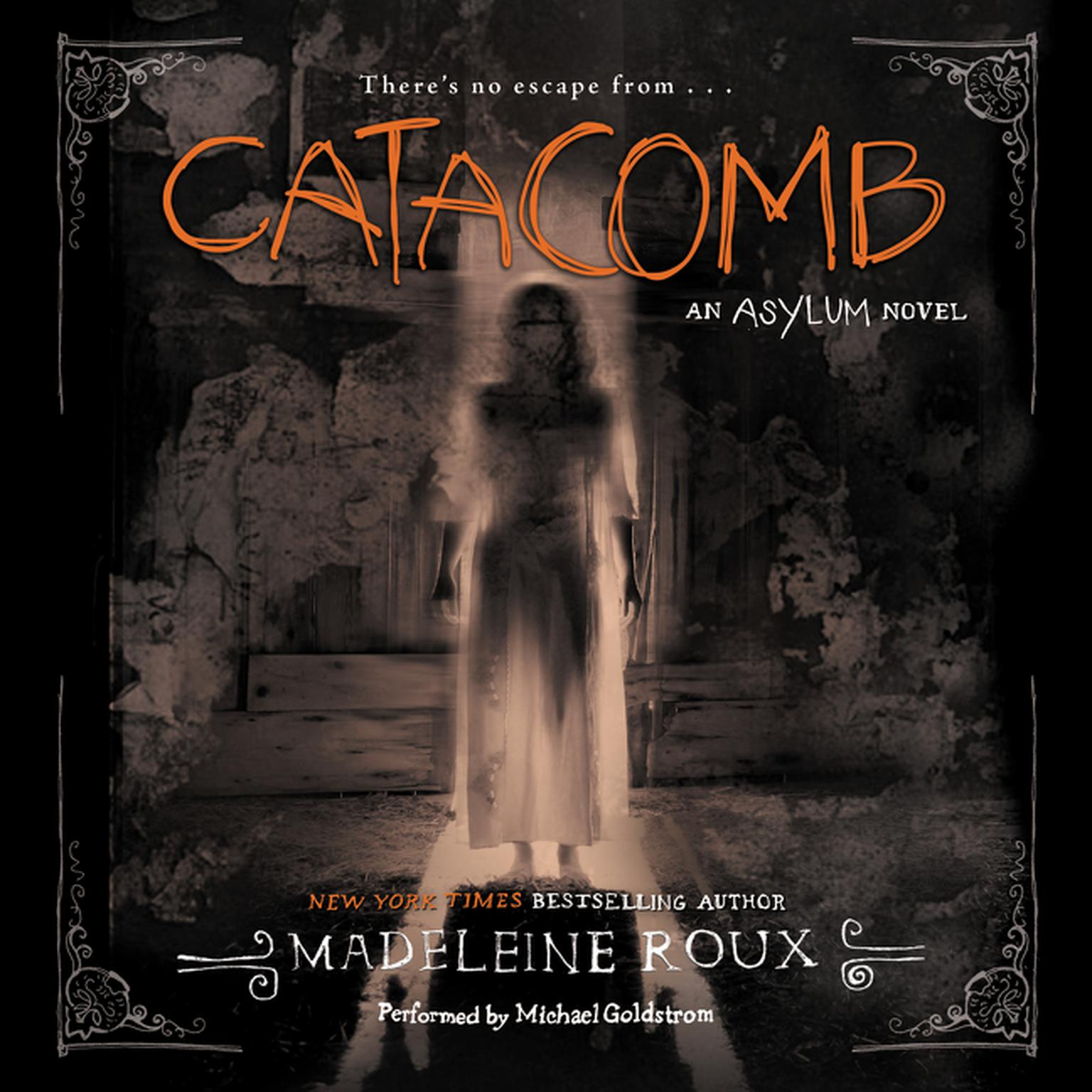 Printable Catacomb Audiobook Cover Art