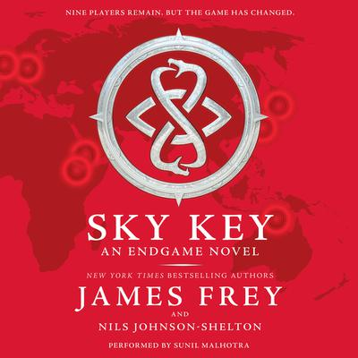 Endgame: Sky Key: An Endgame Novel Audiobook, by James Frey