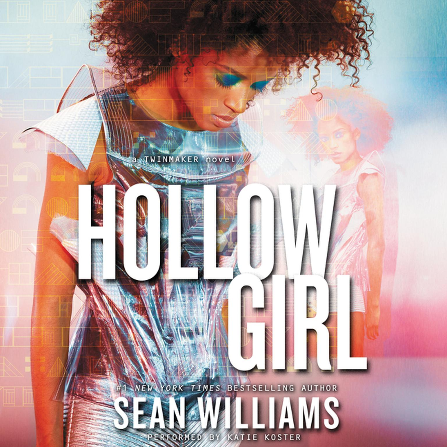 Printable Hollowgirl Audiobook Cover Art