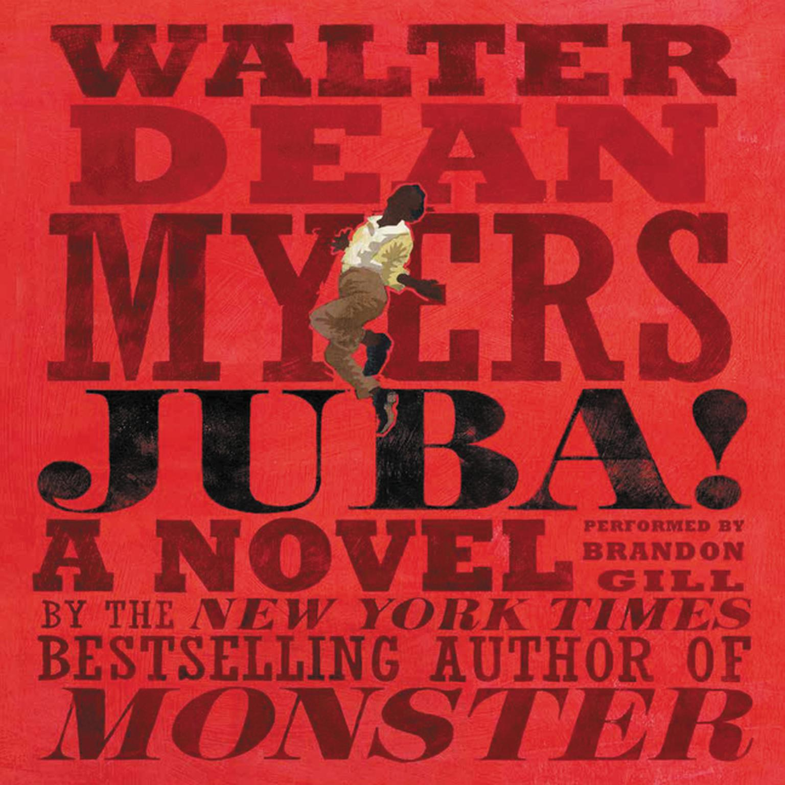 Printable Juba!: A Novel Audiobook Cover Art