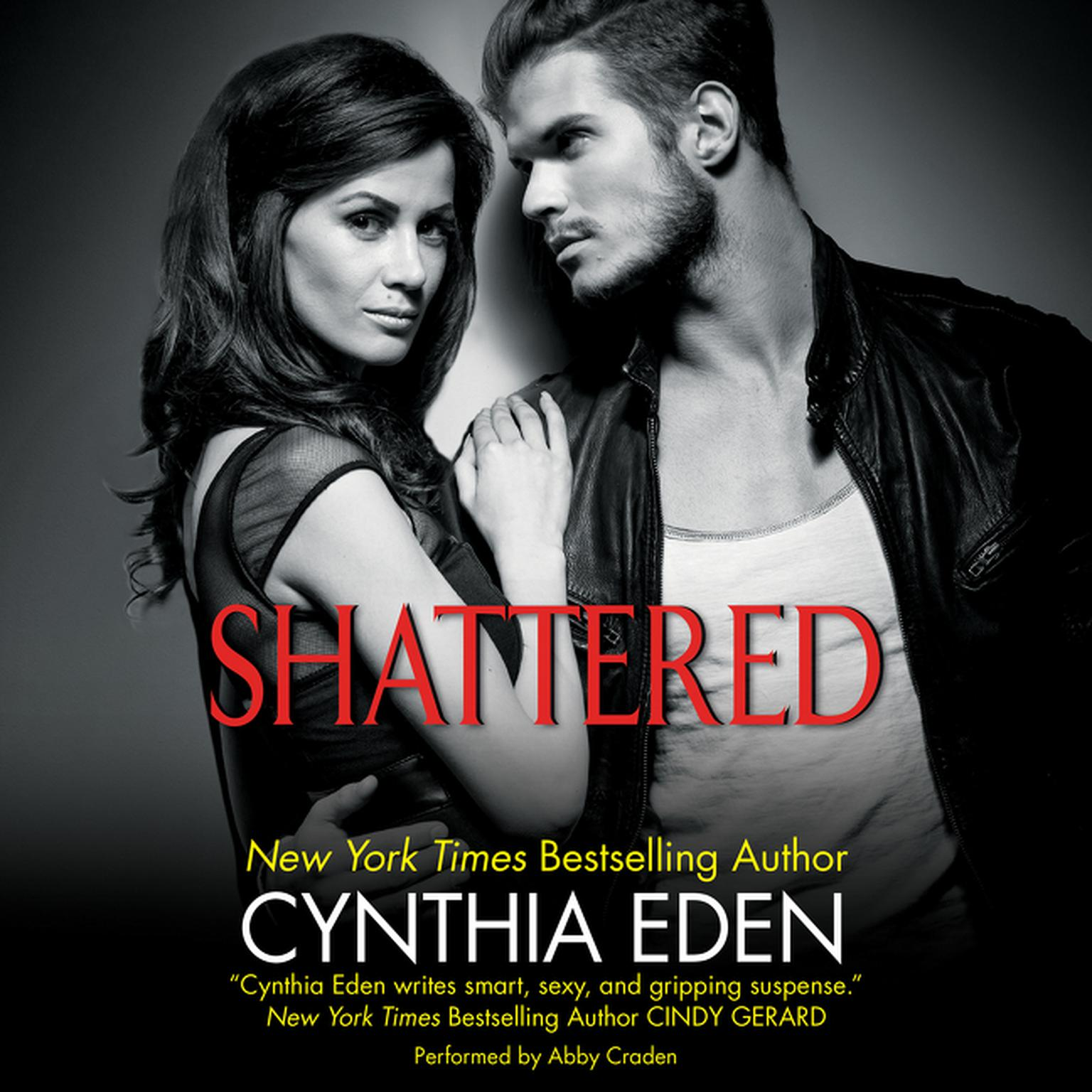 Printable Shattered: LOST Series #3 Audiobook Cover Art