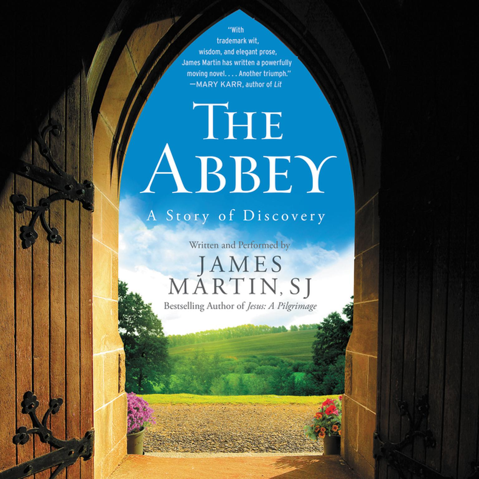 Printable The Abbey: A Story of Discovery Audiobook Cover Art