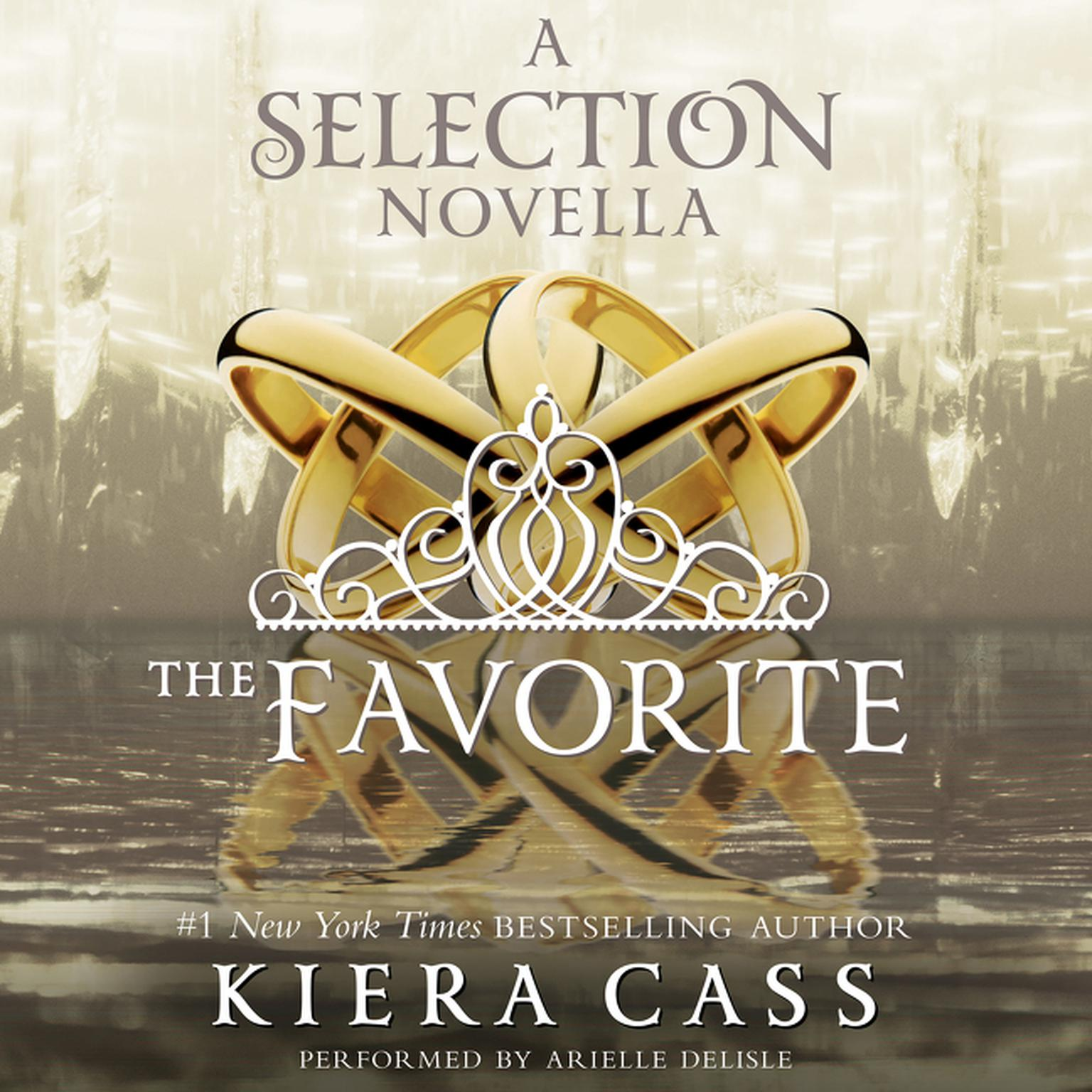 Printable The Favorite: A Novella Audiobook Cover Art