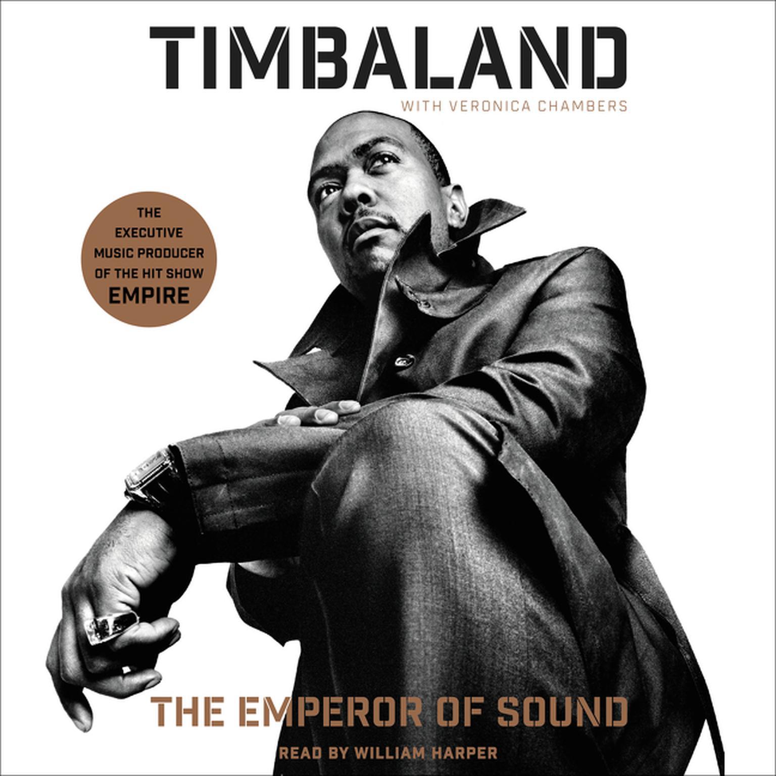 Printable The Emperor of Sound: A Memoir Audiobook Cover Art