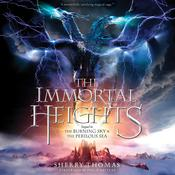 The Immortal Heights Audiobook, by Sherry Thomas