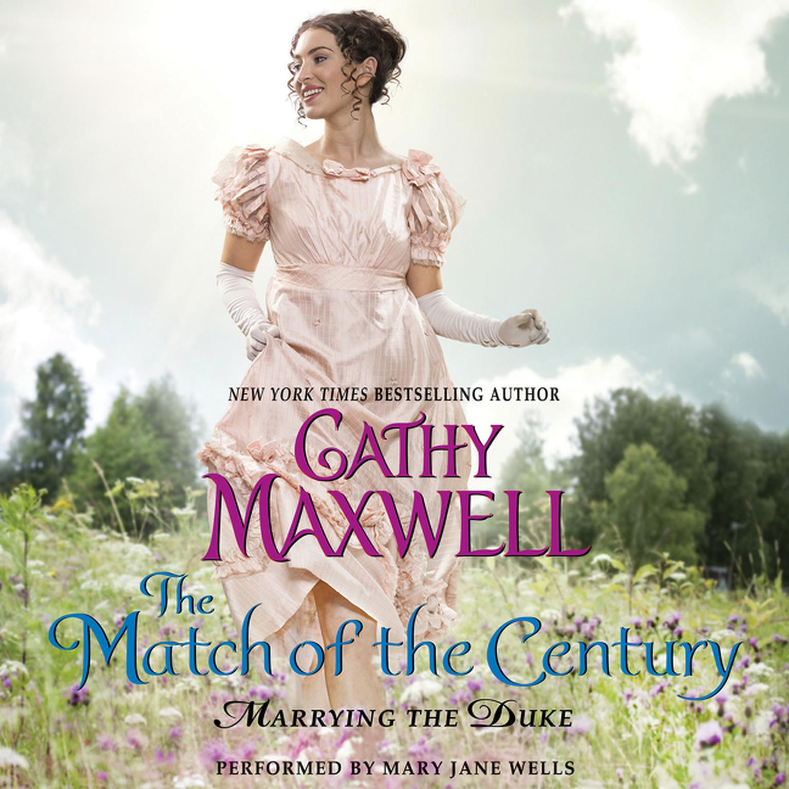 Printable The Match of the Century: Marrying the Duke Audiobook Cover Art