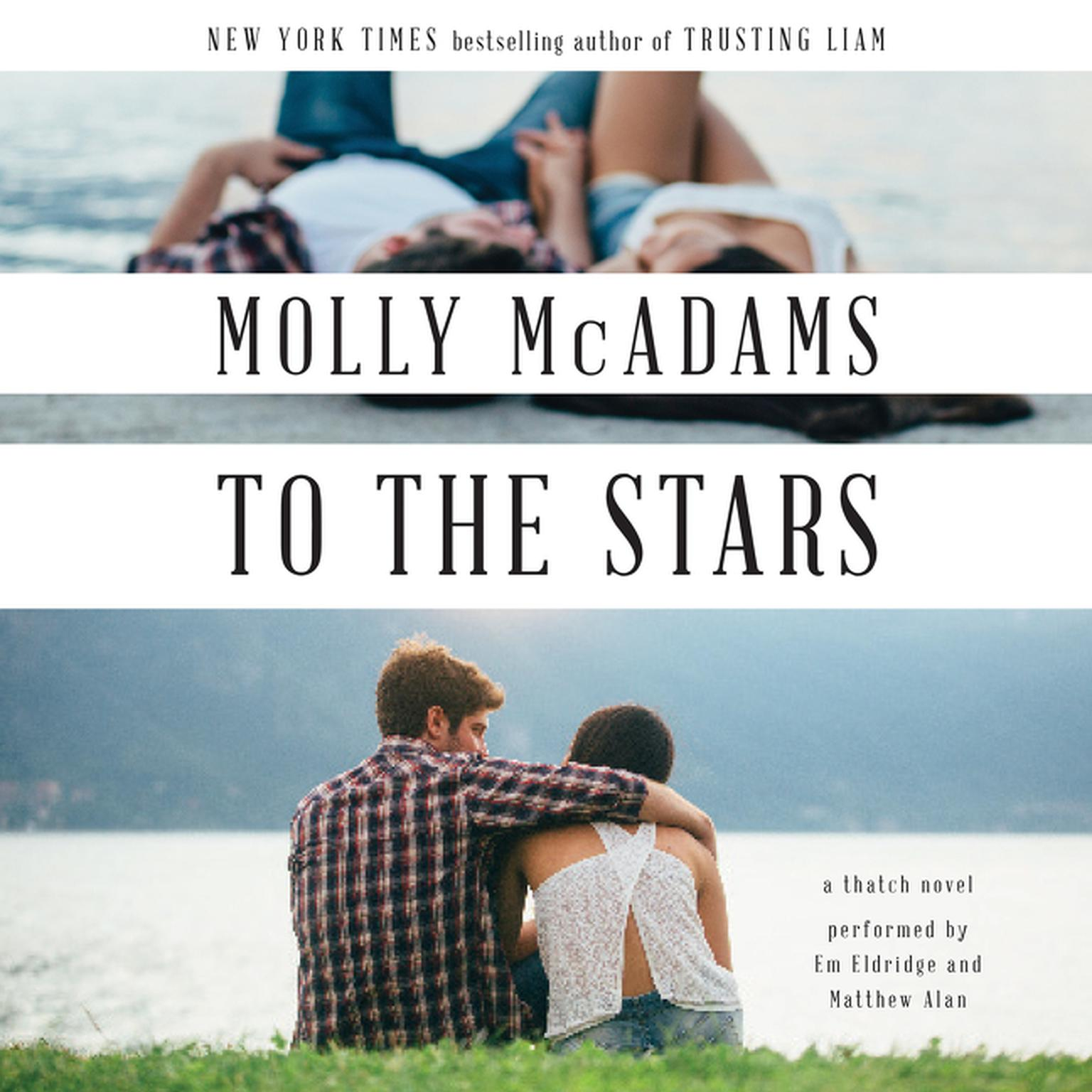Printable To the Stars: A Thatch Novel Audiobook Cover Art