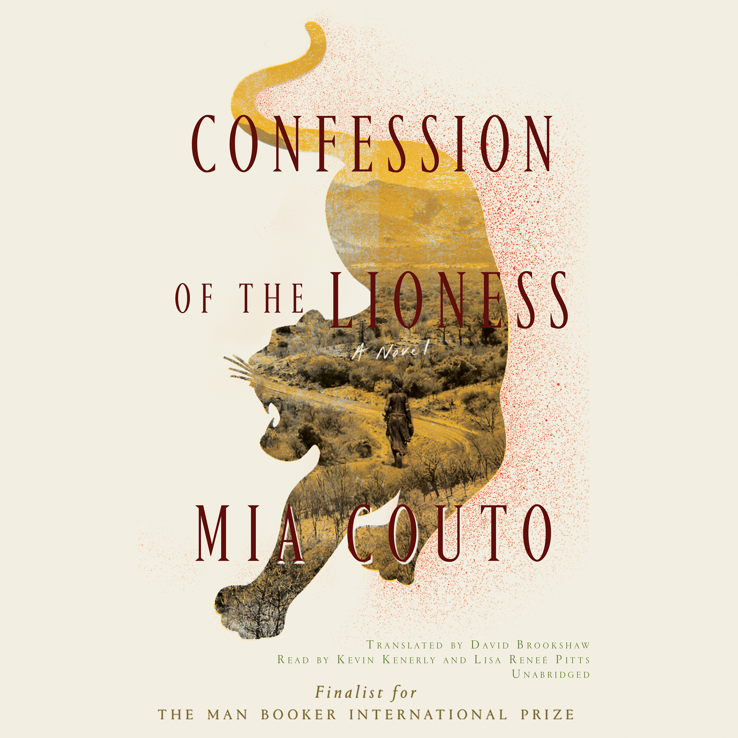 Printable Confession of the Lioness Audiobook Cover Art