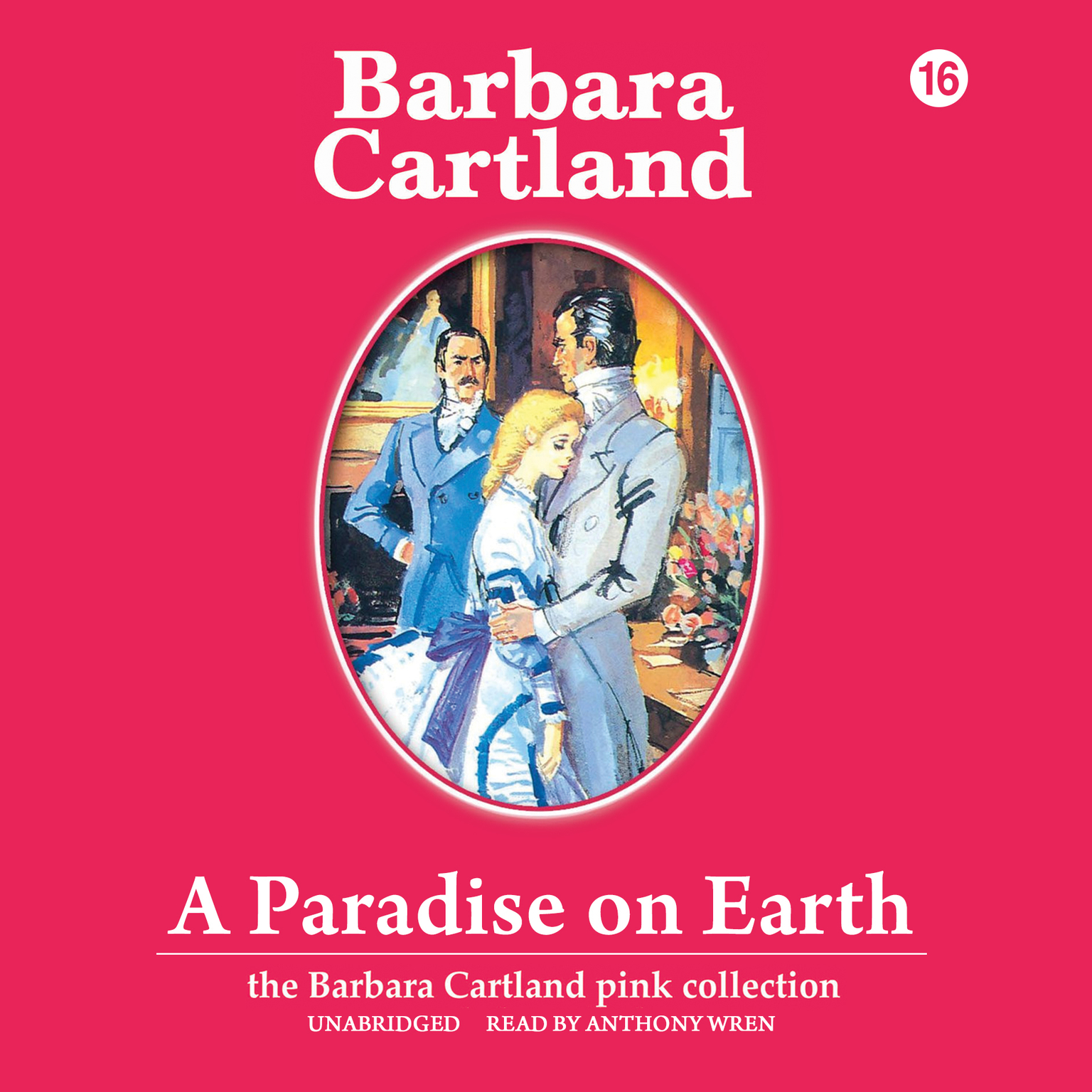 Printable A Paradise on Earth Audiobook Cover Art