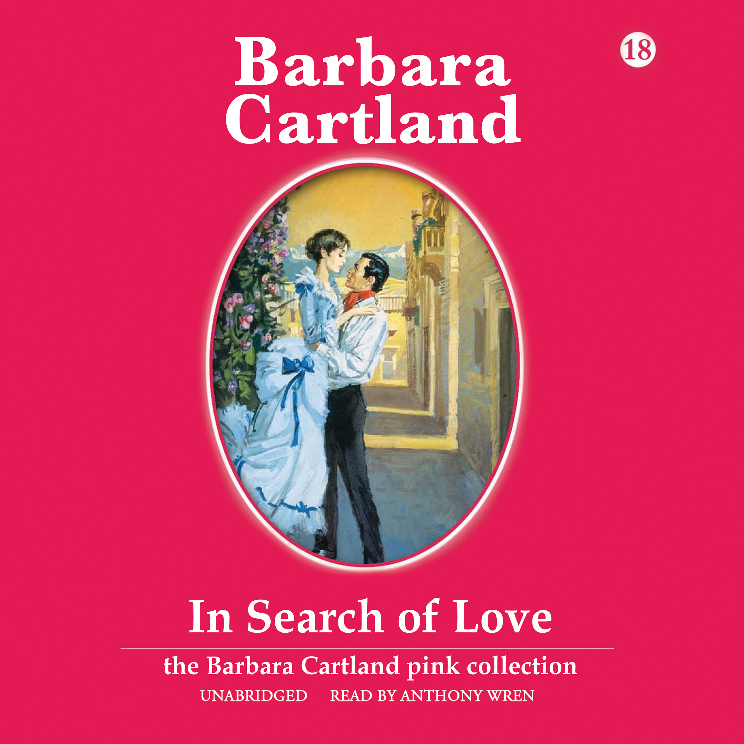Printable In Search of Love Audiobook Cover Art