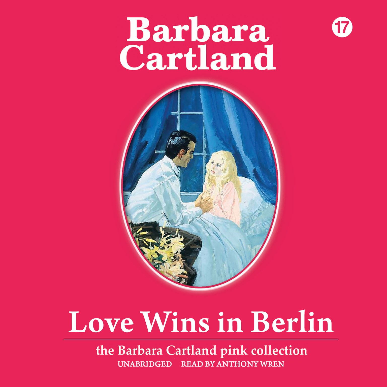Printable Love Wins in Berlin Audiobook Cover Art