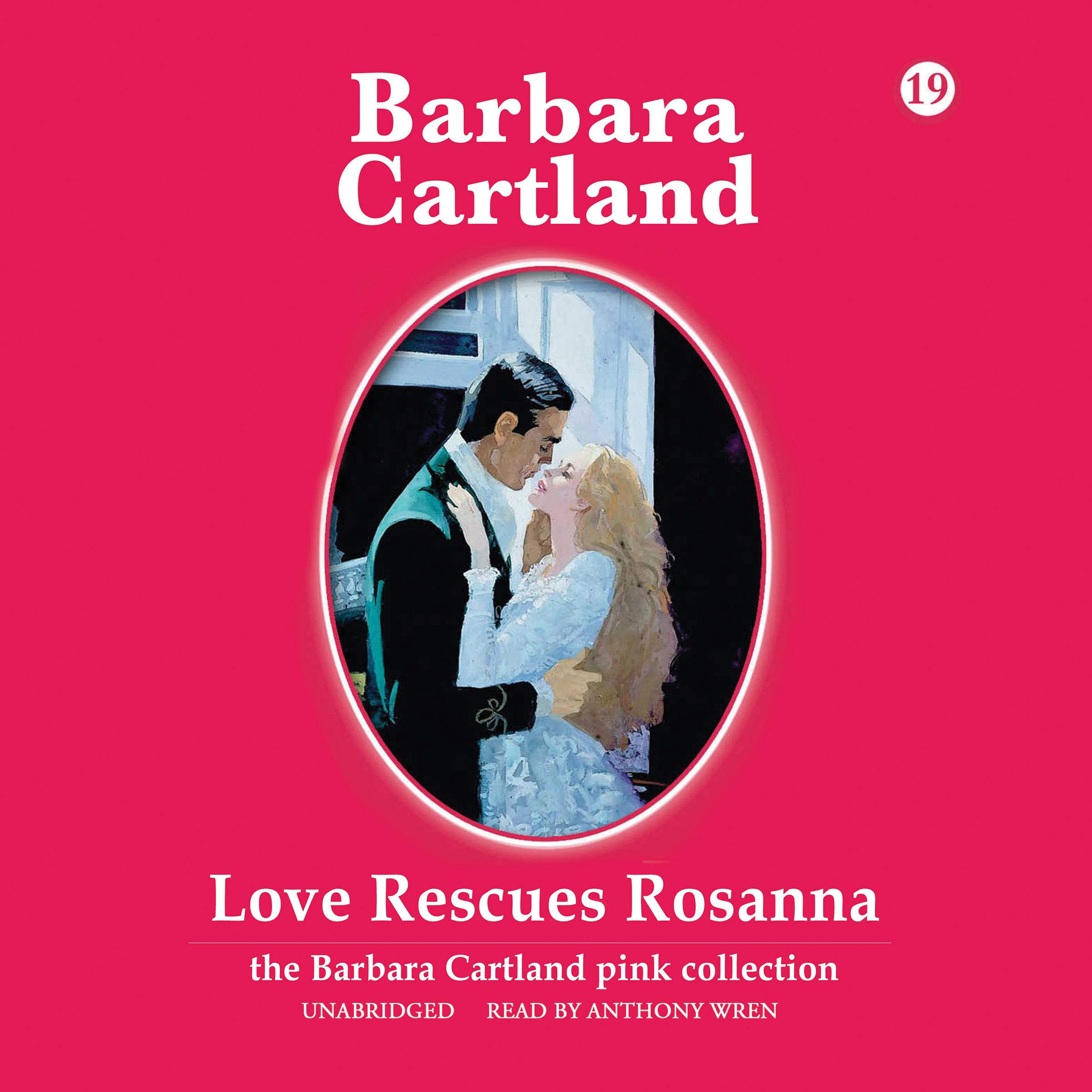 Printable Love Rescues Rosanna Audiobook Cover Art