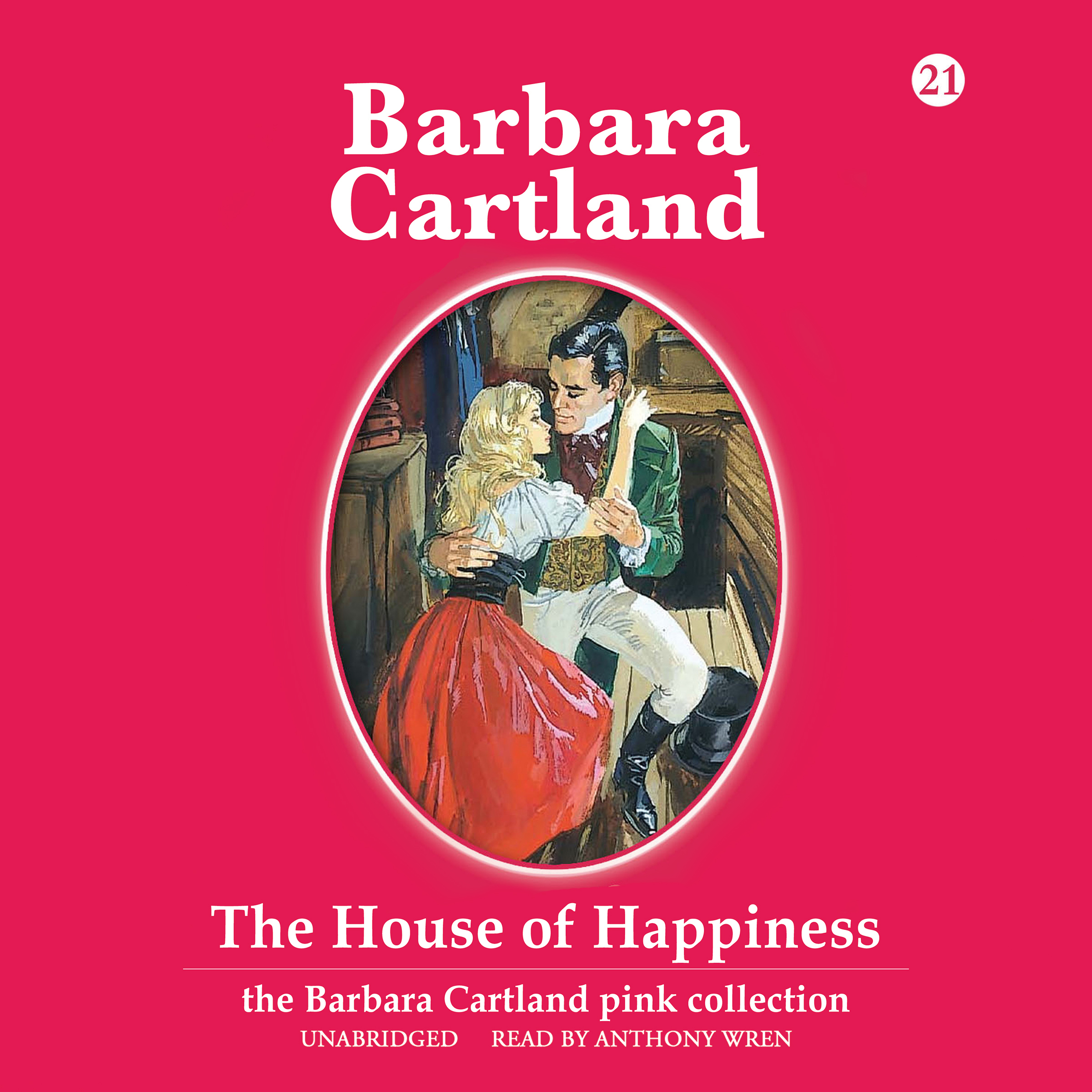 Printable The House of Happiness Audiobook Cover Art