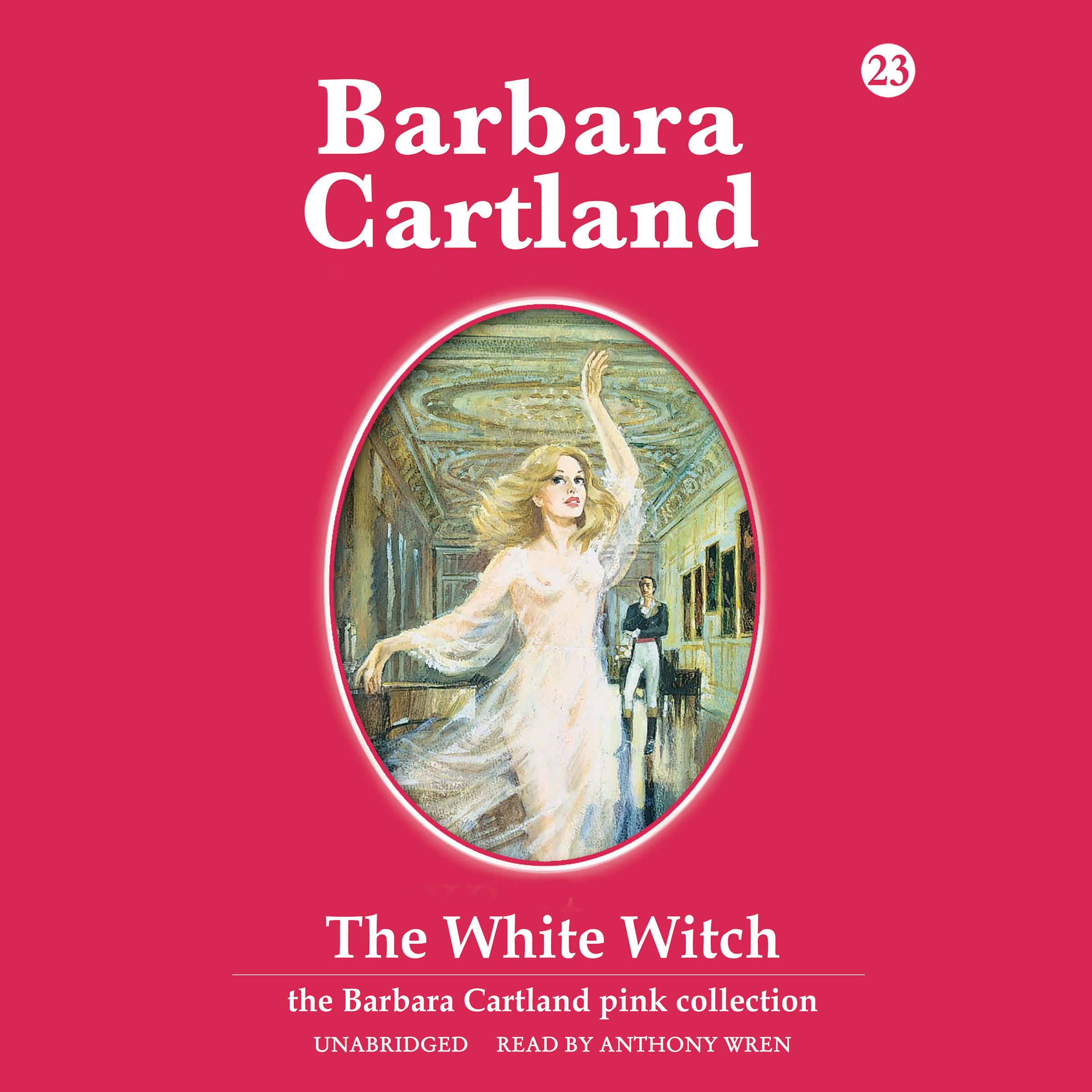 Printable The White Witch Audiobook Cover Art