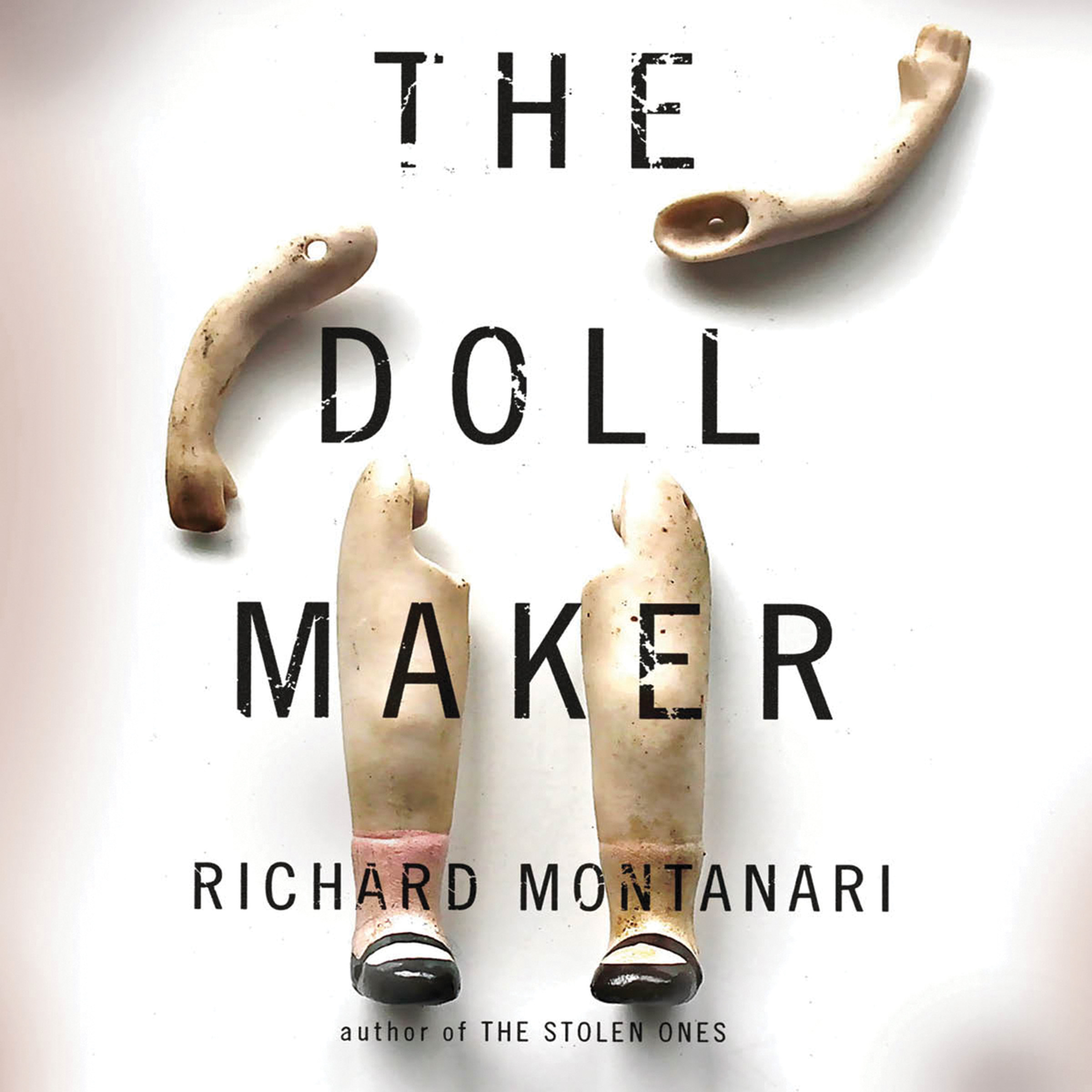 Printable The Doll Maker Audiobook Cover Art