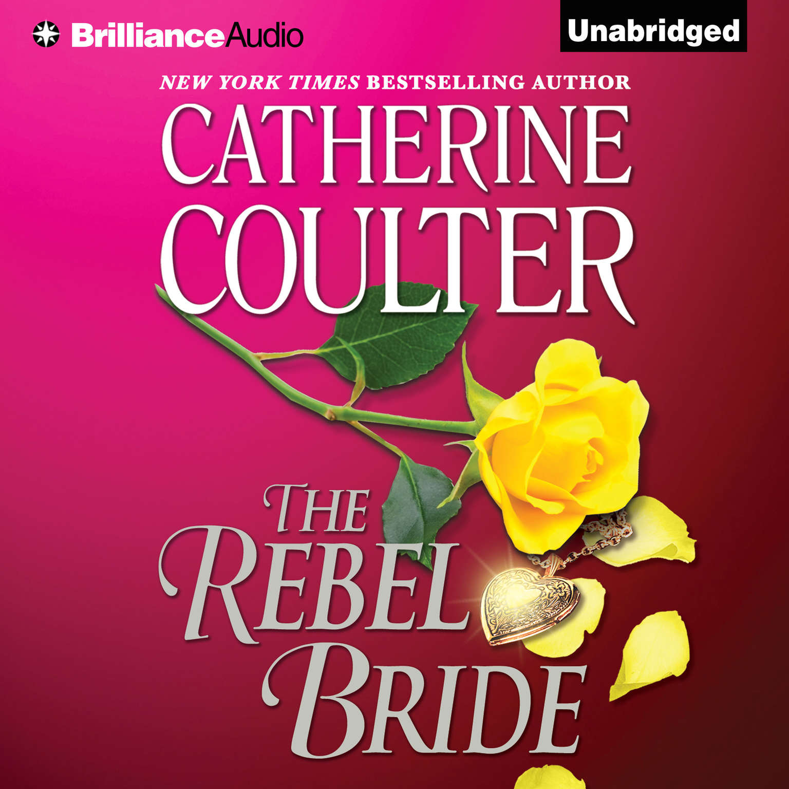 Printable The Rebel Bride Audiobook Cover Art