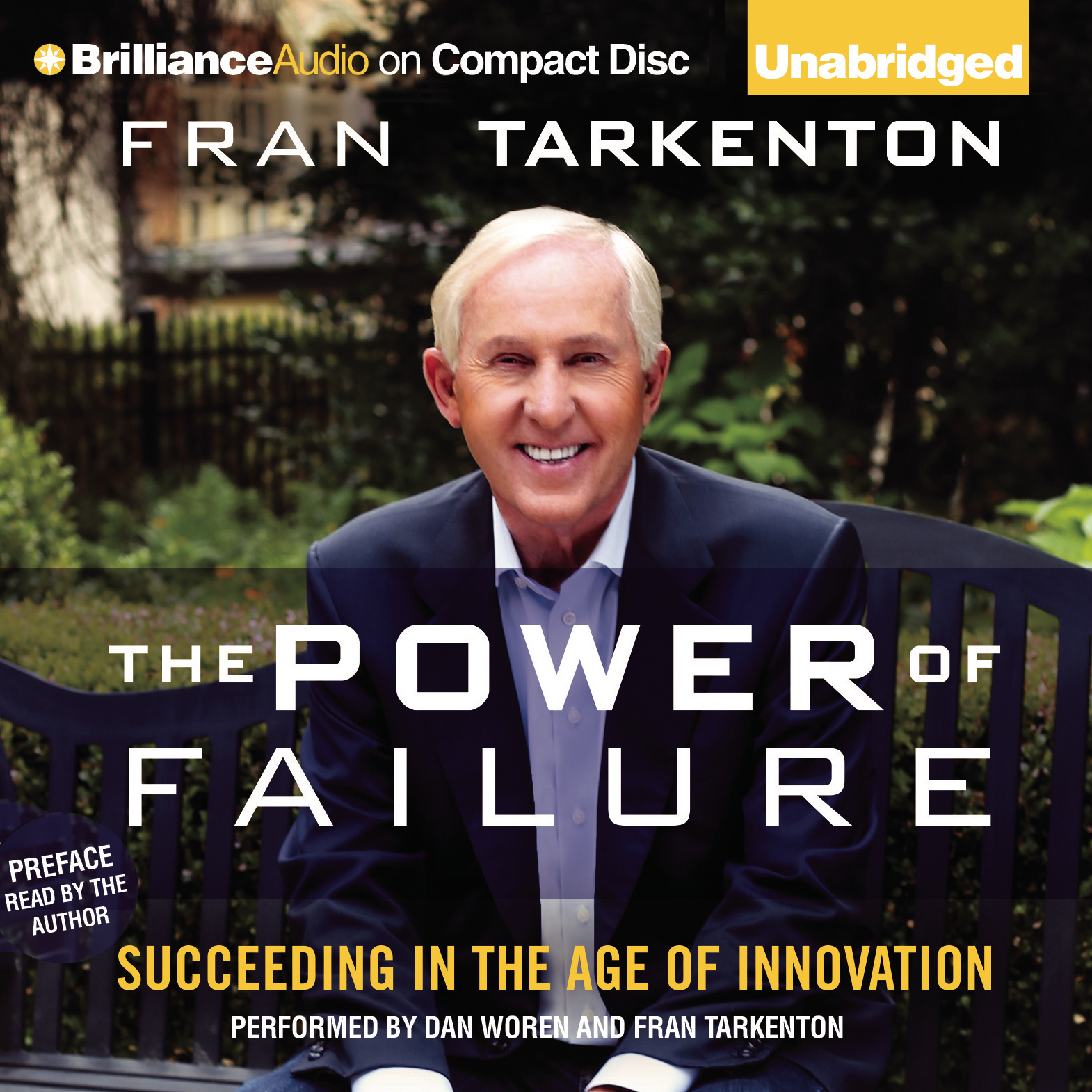 Printable The Power of Failure: Succeeding in the Age of Innovation Audiobook Cover Art
