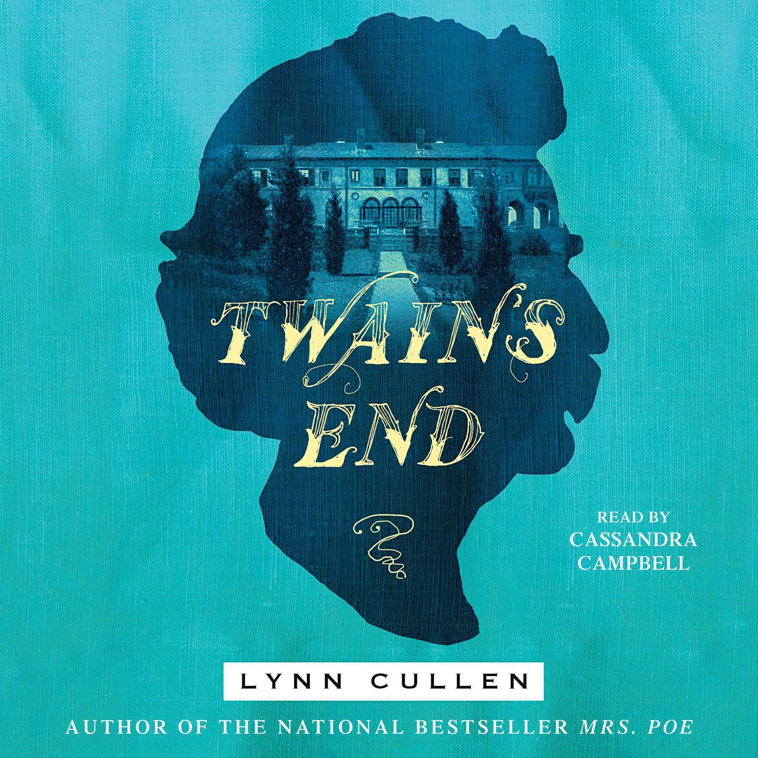 Printable Twain's End Audiobook Cover Art