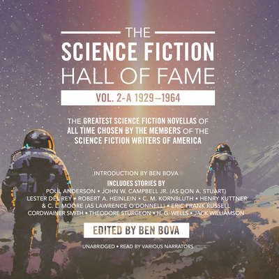 The Science Fiction Hall of Fame, Vol. 2-A: The Greatest Science Fiction Novellas of All Time Chosen by the Members of The Science Fiction Writers of America Audiobook, by Poul Anderson