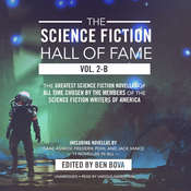 The Science Fiction Hall of Fame, Vol. 2-B: The Greatest Science Fiction Novellas of All Time Chosen by the Members of the Science Fiction Writers of America Audiobook, by Isaac Asimov, Jack Vance, others
