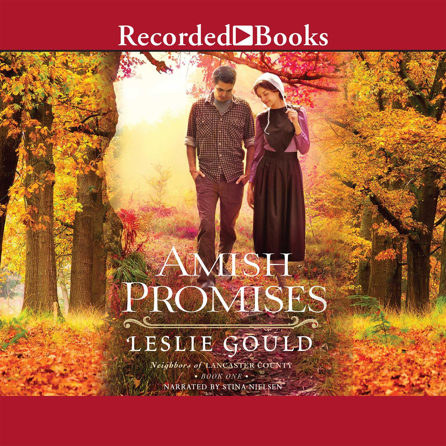 Printable Amish Promises Audiobook Cover Art