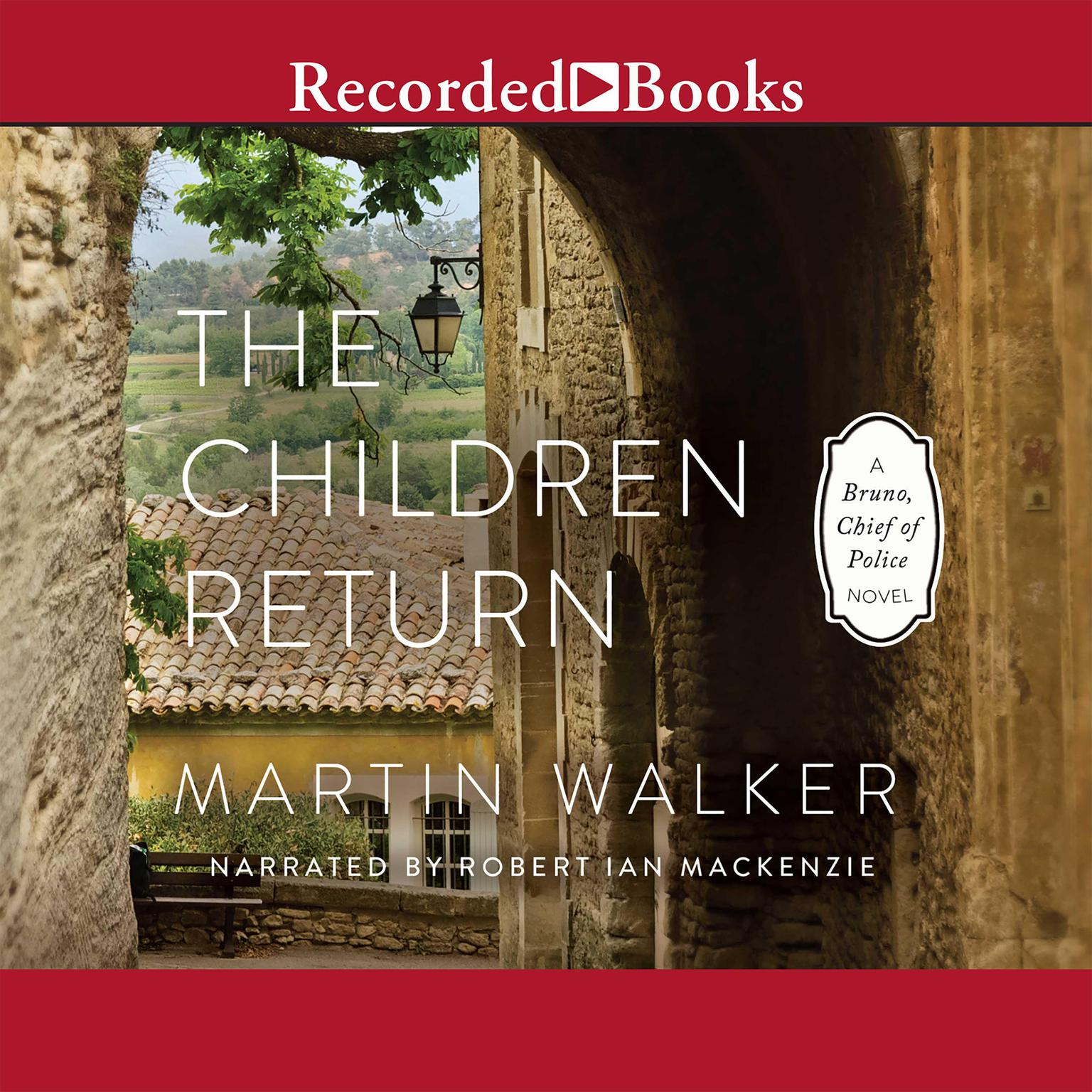 Printable The Children Return Audiobook Cover Art