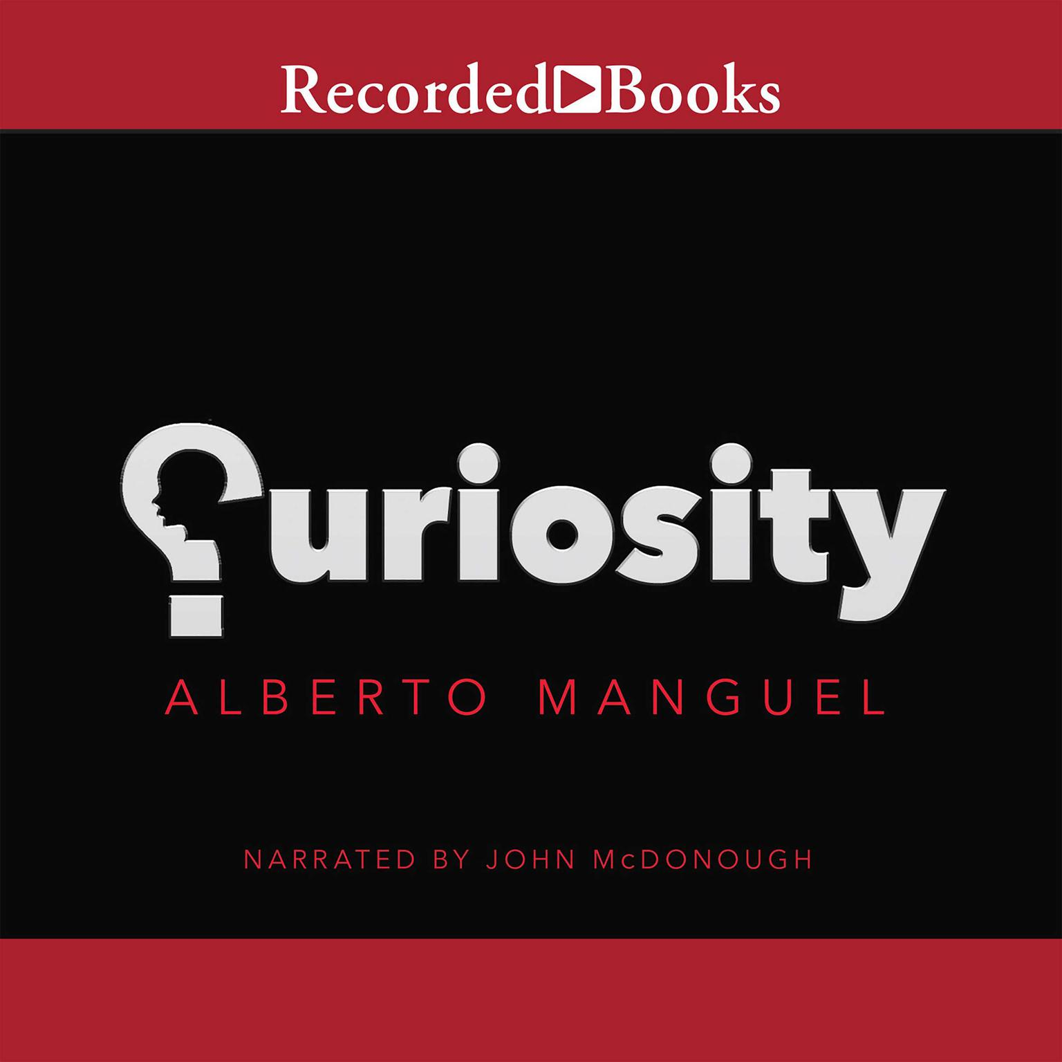 Printable Curiosity Audiobook Cover Art
