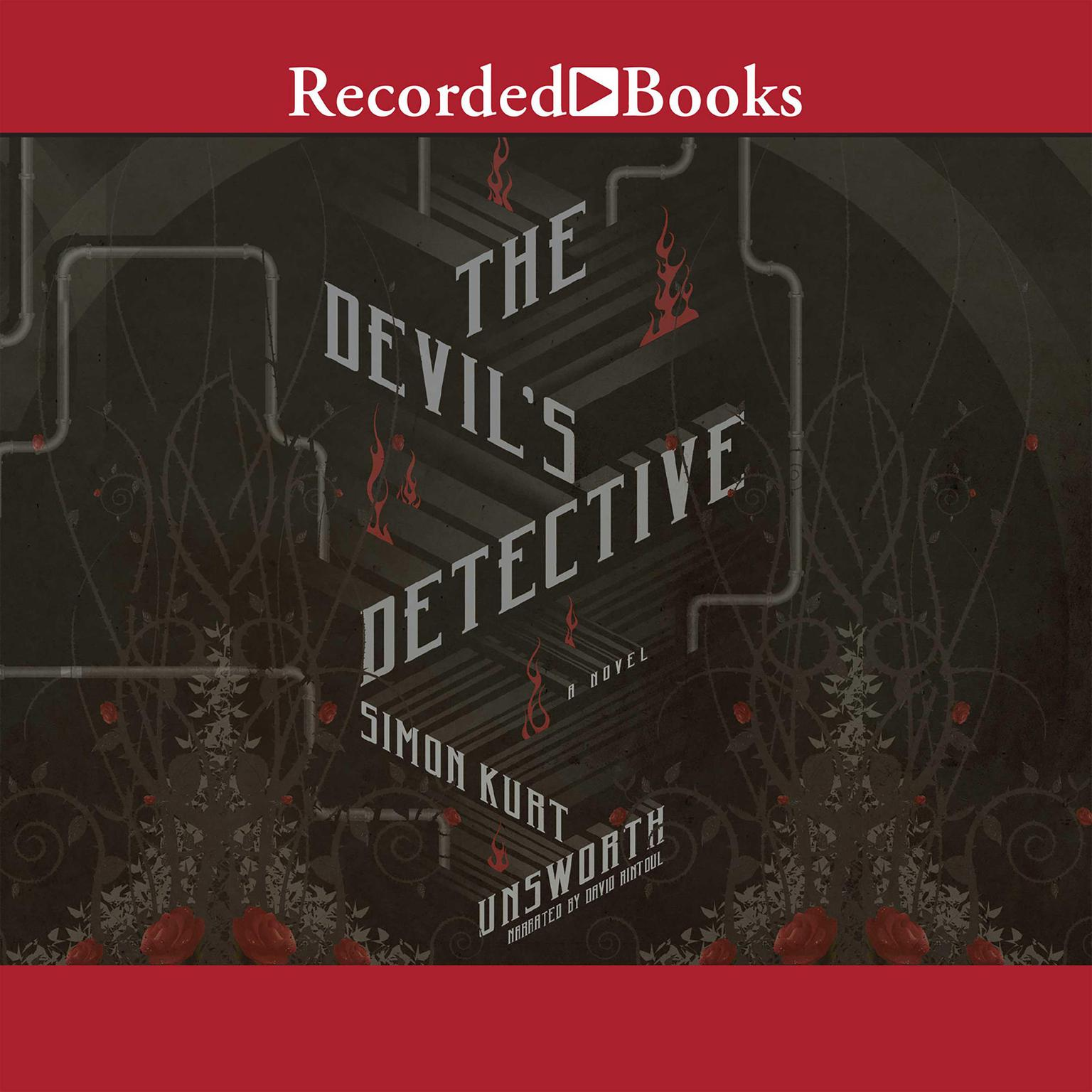 Printable The Devil's Detective Audiobook Cover Art